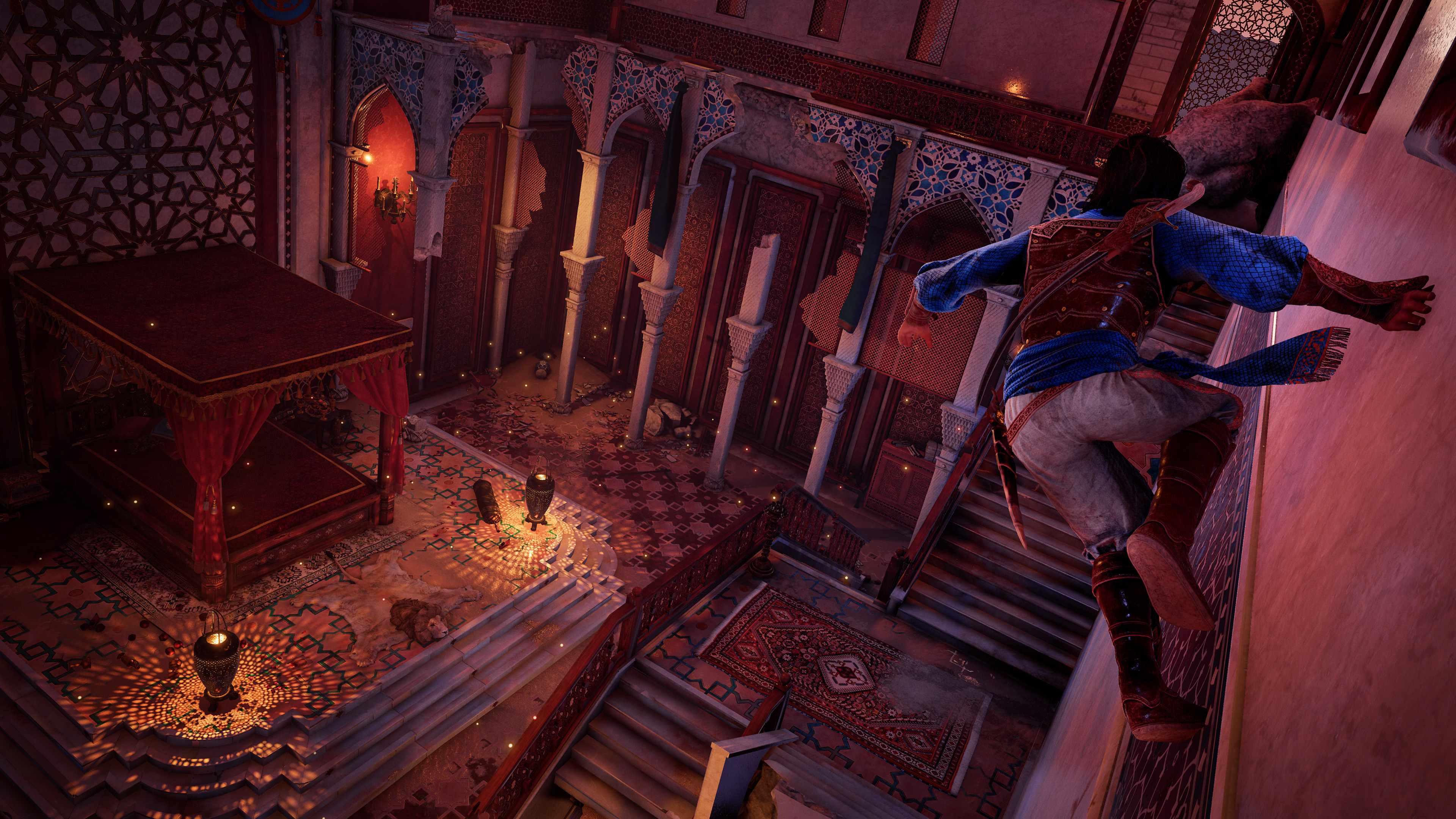 Prince Of Persia The Sands Of Time Remake, HD Games, 4k Wallpapers, Images, Backgrounds, Photos and Pictures