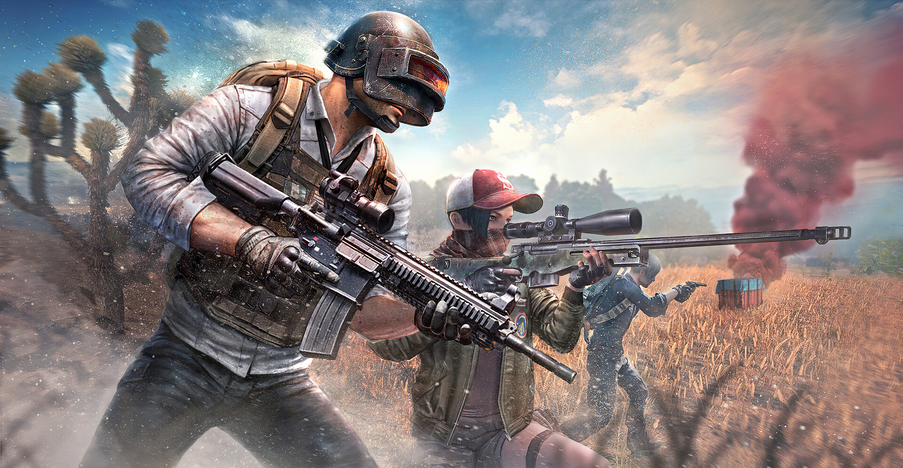 Pubg 4k 2020, HD Games, 4k Wallpapers, Images, Backgrounds, Photos and  Pictures
