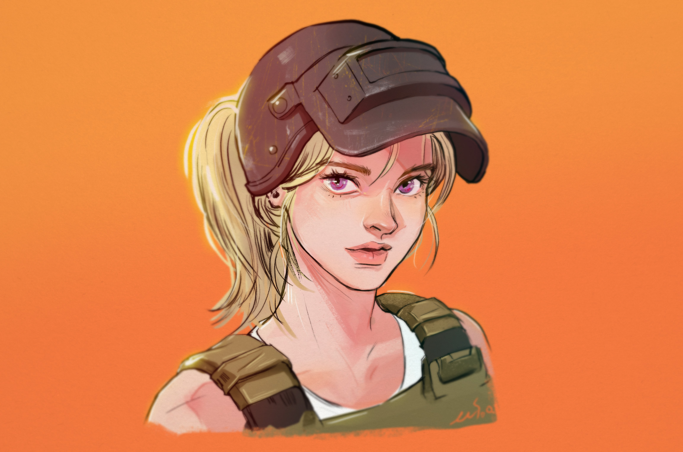 2048x1152 Pubg Girl 2048x1152 Resolution Hd 4k Wallpapers Images