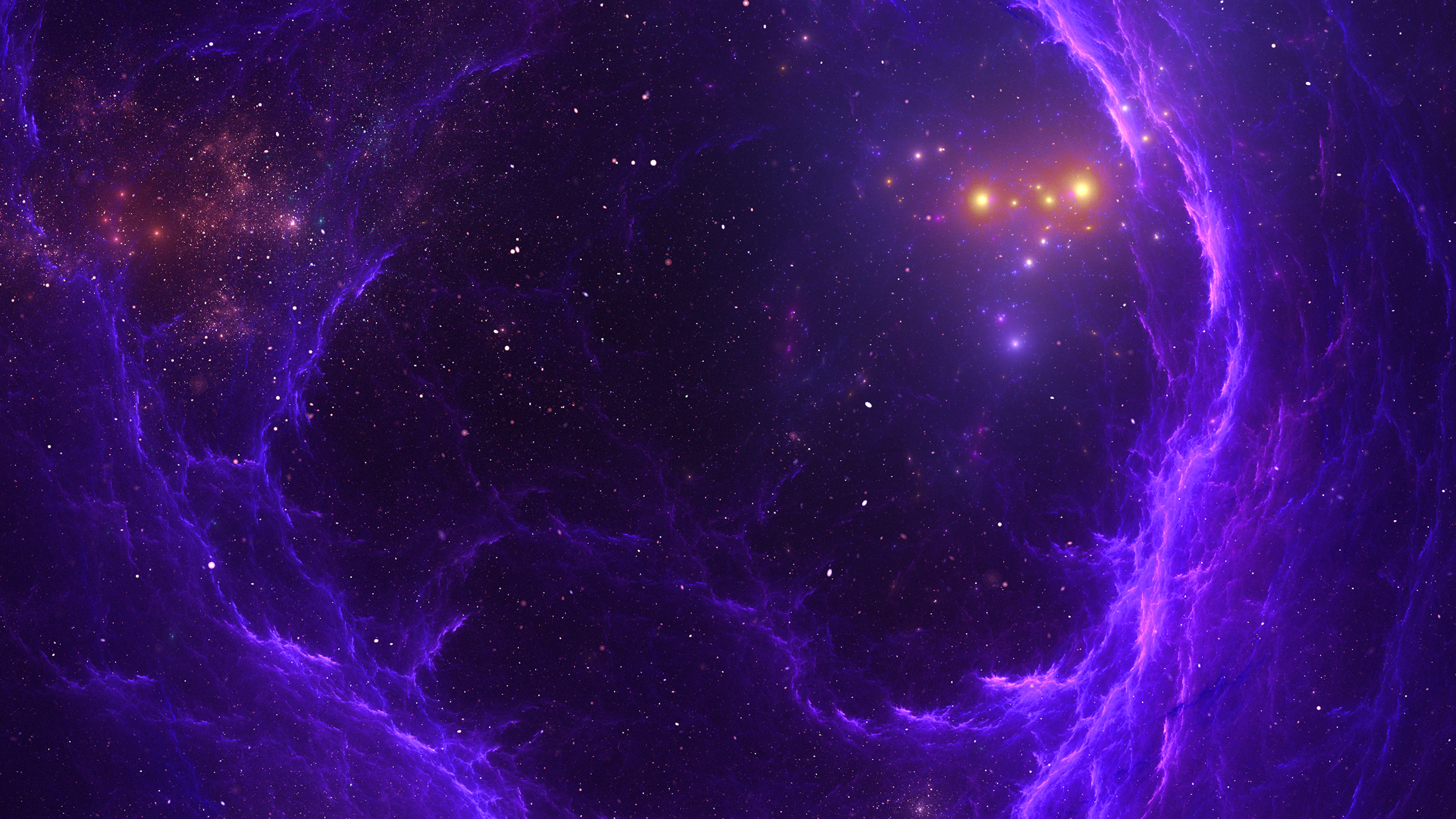 1360x768 Purple Nebula Haze Stars 4k Laptop Hd Hd 4k Wallpapers Images Backgrounds Photos And Pictures