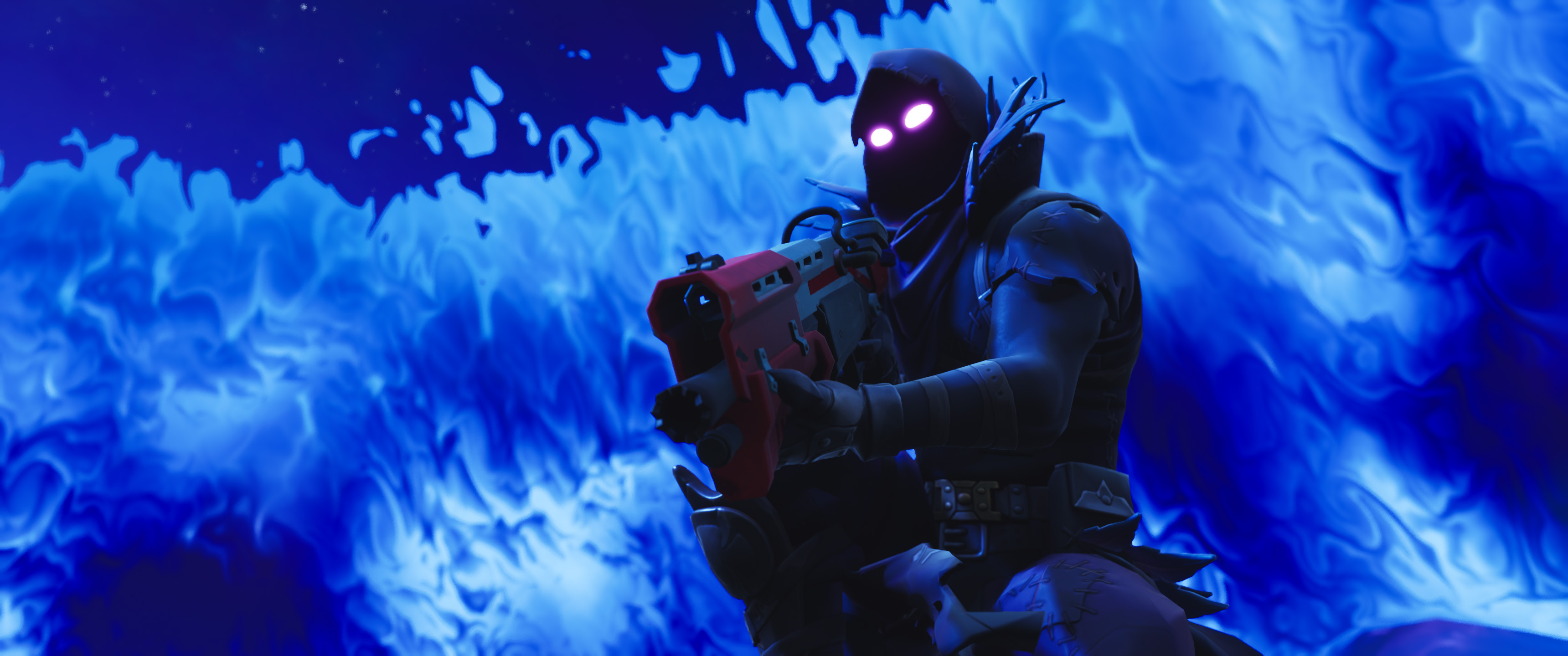 Raven Fortnite Battle Royale Hd Games 4k Wallpapers Images Backgrounds Photos And Pictures