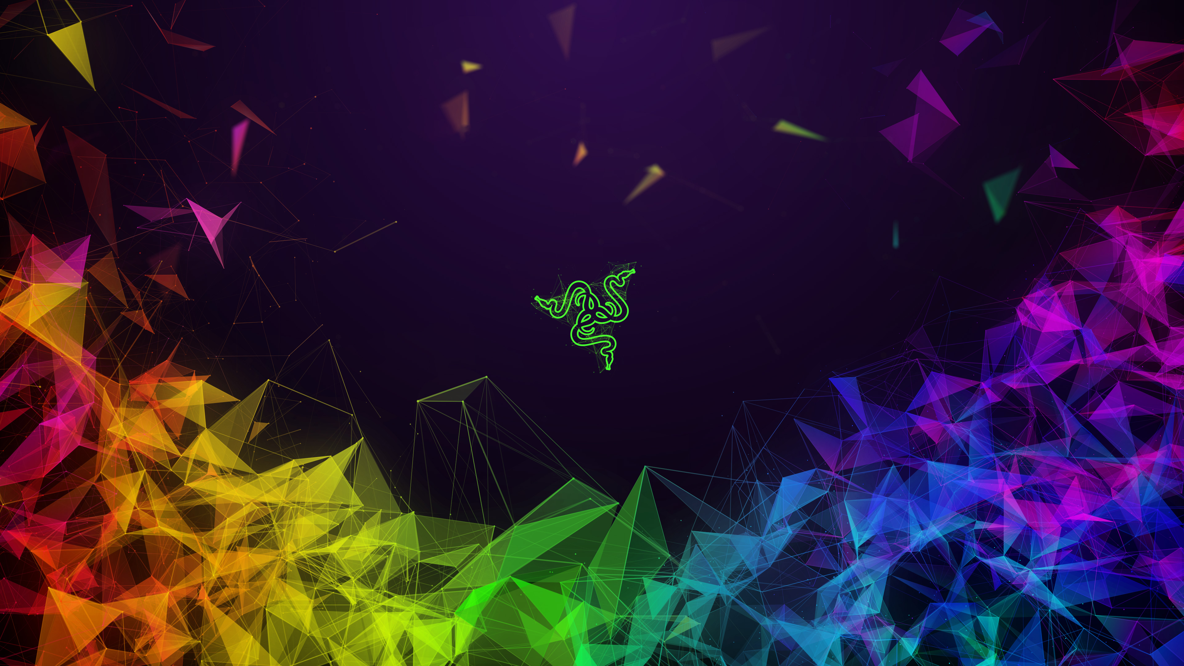 Razer Colorful Abstract 4k Hd Abstract 4k Wallpapers Images Backgrounds Photos And Pictures