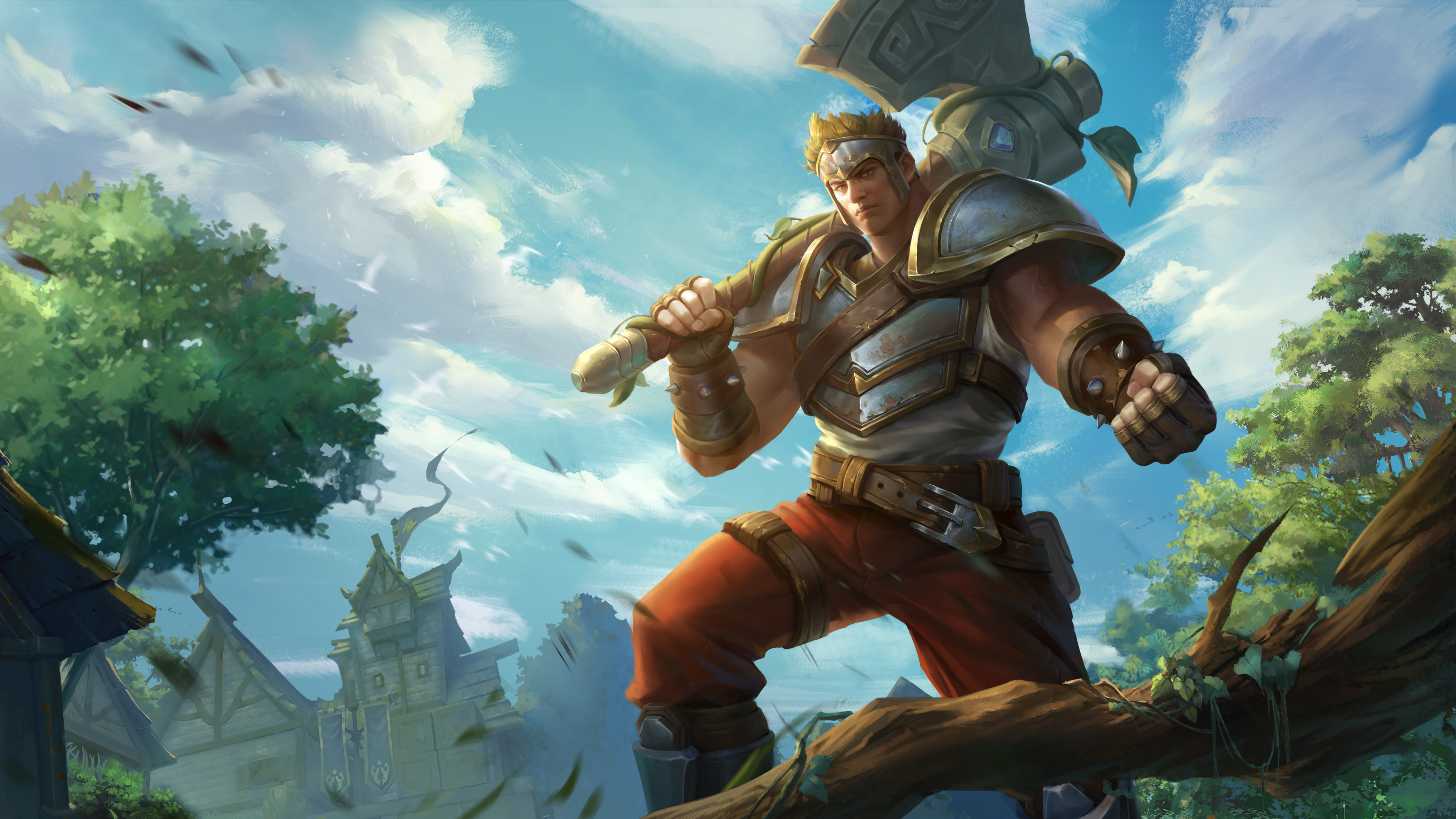 Realm Royale 2018 4k Hd Games 4k Wallpapers Images Backgrounds Photos And Pictures