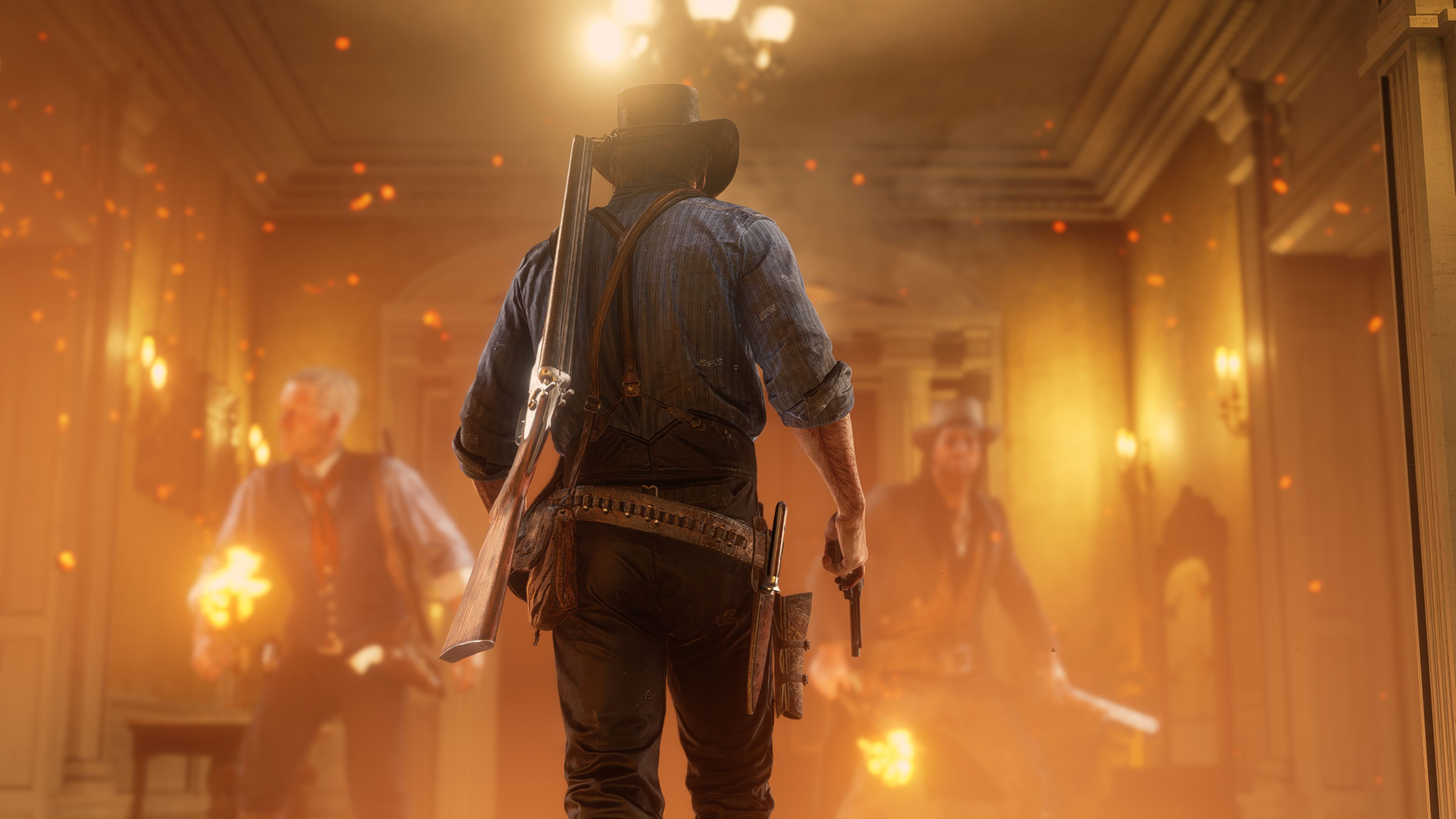 Red Dead Redemption 2 4k Game Hd Games 4k Wallpapers Images