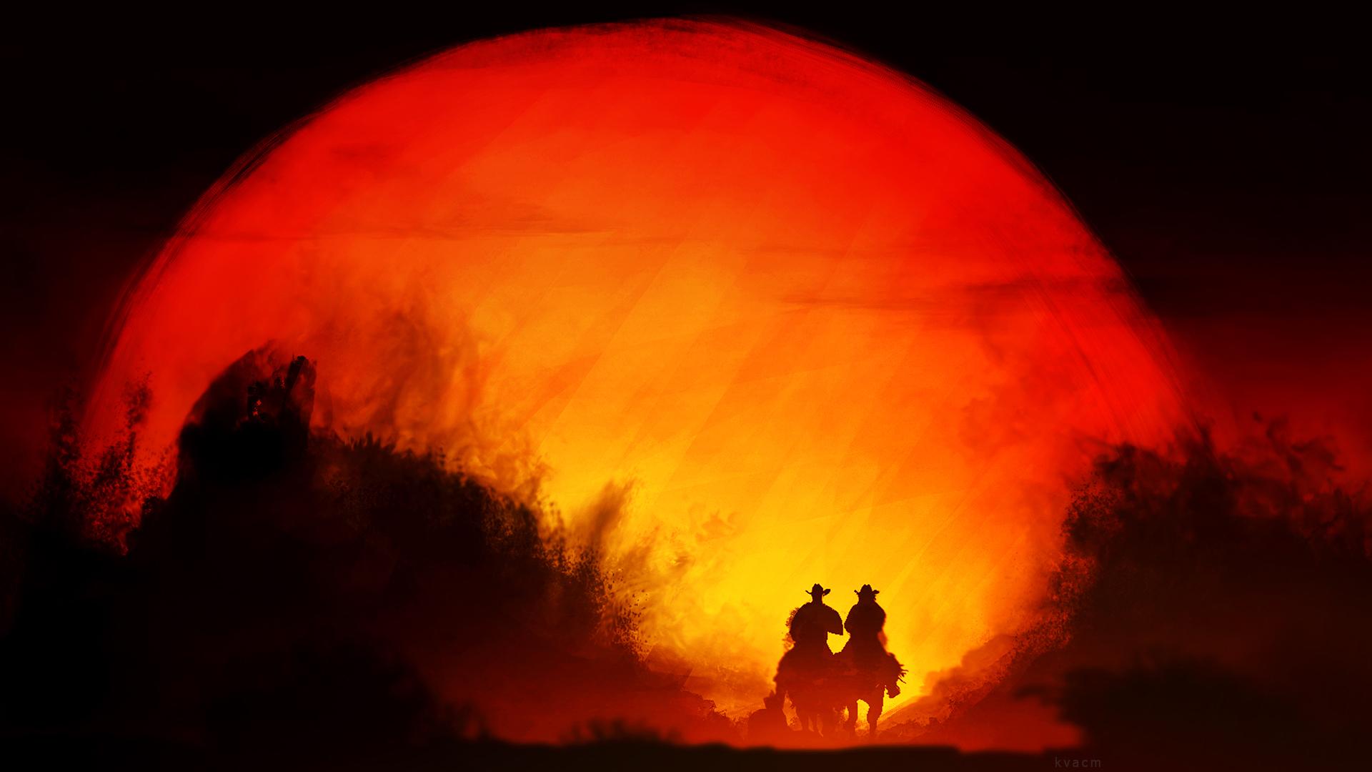 Red Dead Redemption Fanart Hd Games 4k Wallpapers Images