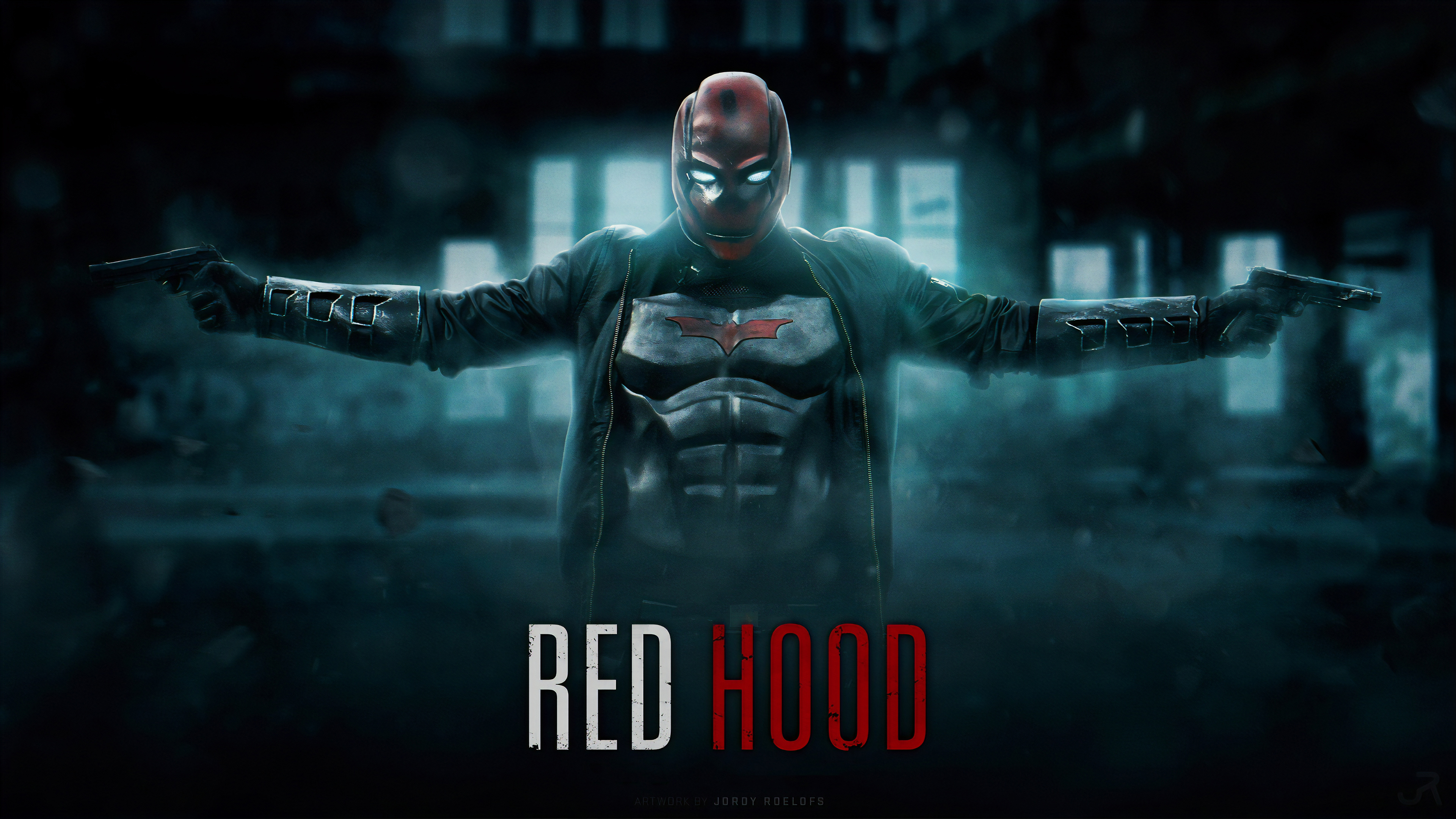 Pin on Red hood