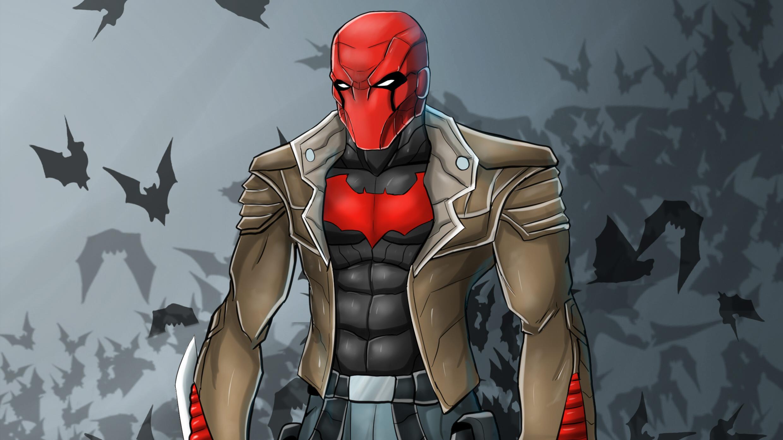 Superhero Reviews!: Batman: Under the Red Hood (Review)
