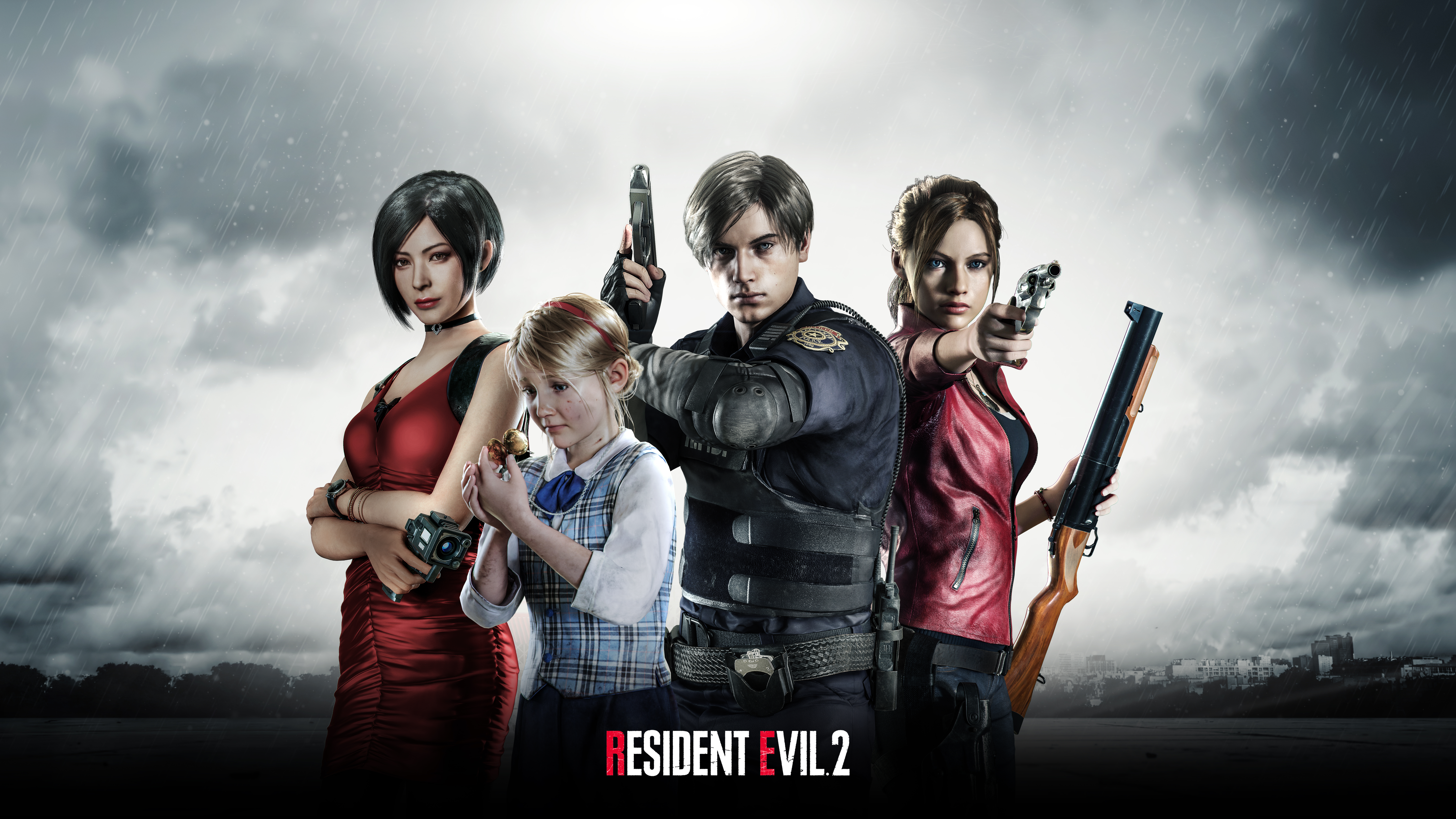 Resident Evil 2 2019 10k Hd Games 4k Wallpapers Images
