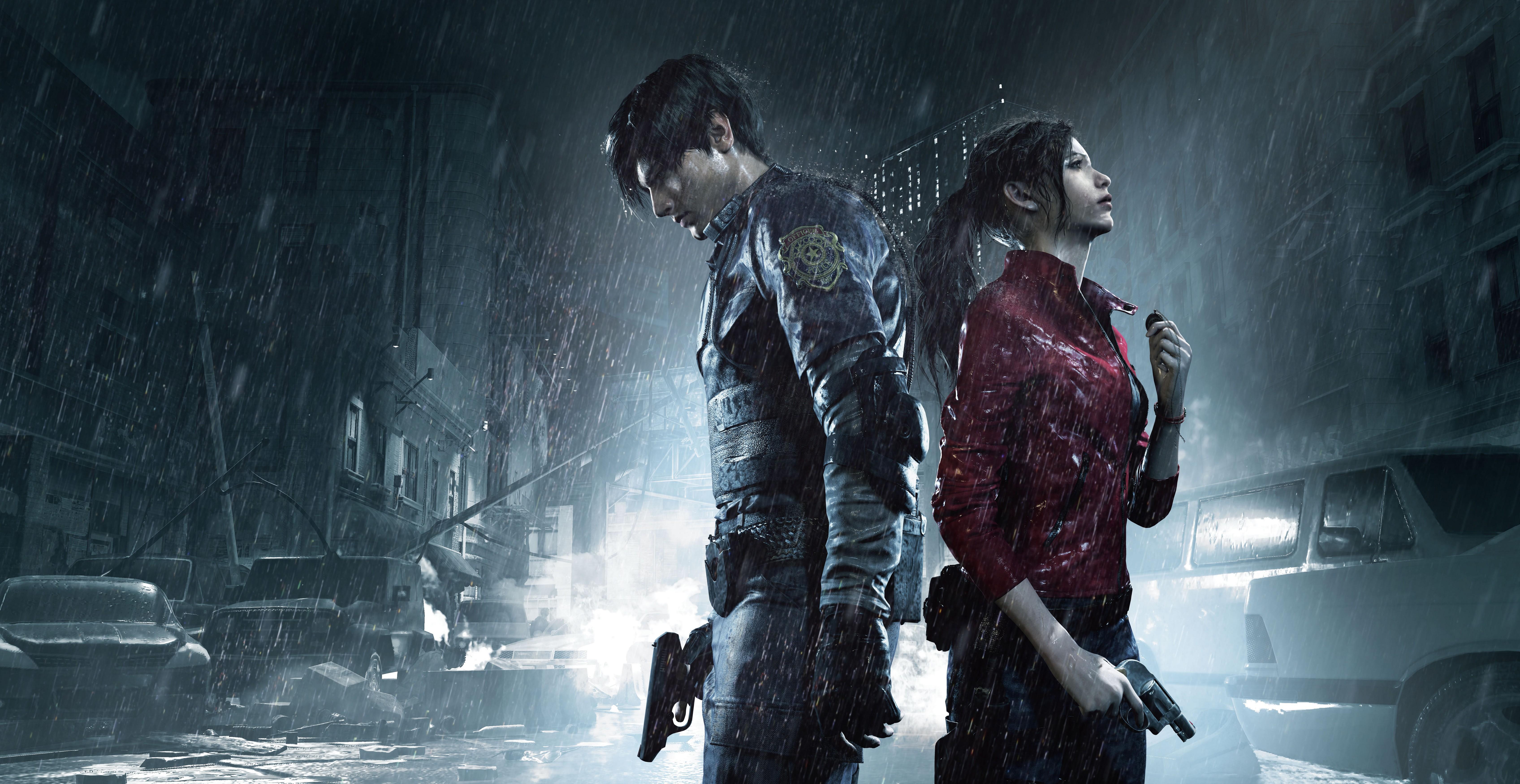 Resident Evil 2 2019 4k Hd Games 4k Wallpapers Images