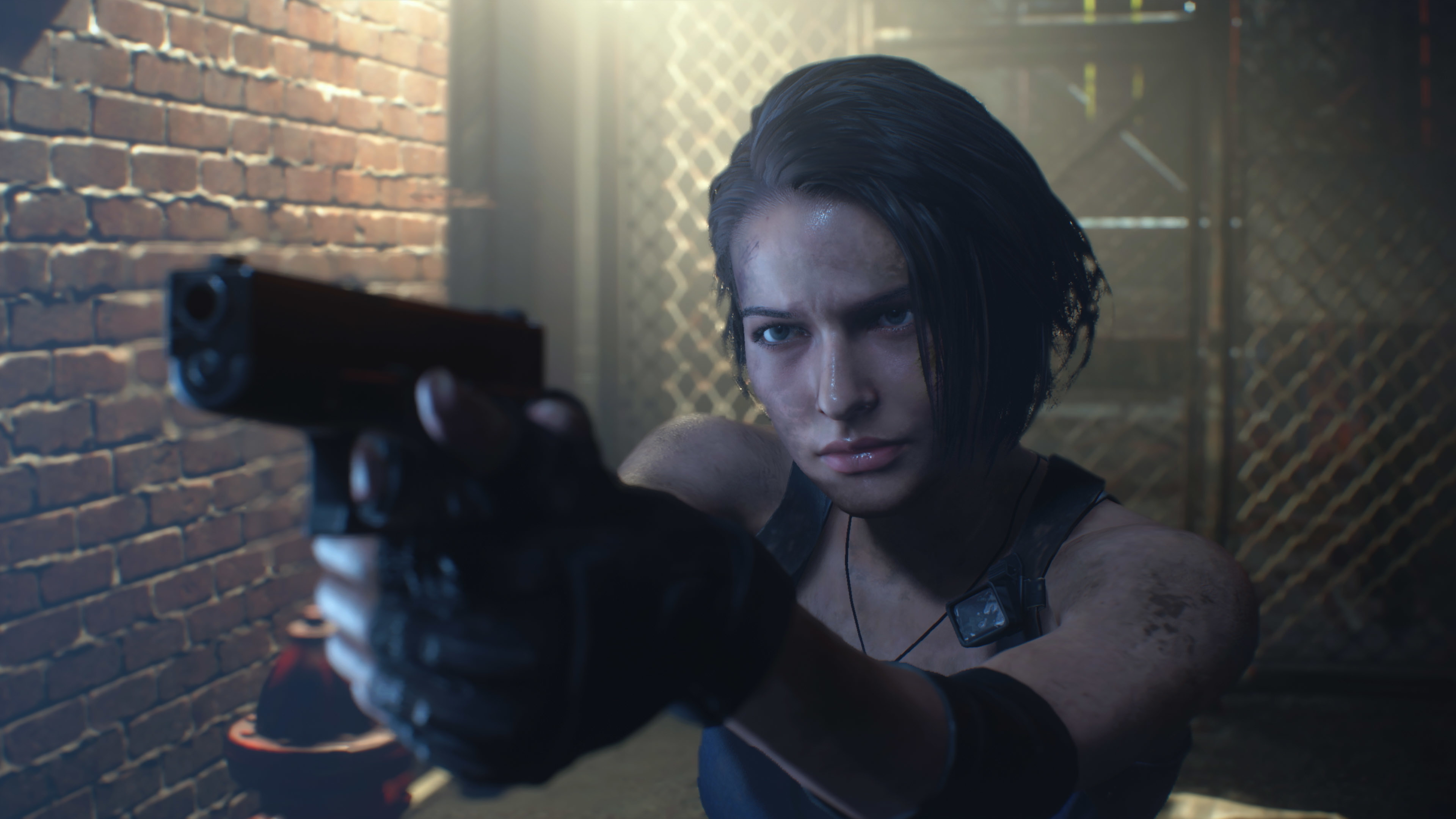 Resident Evil 3 Jill Valentine 2020 4k Hd Games 4k Wallpapers