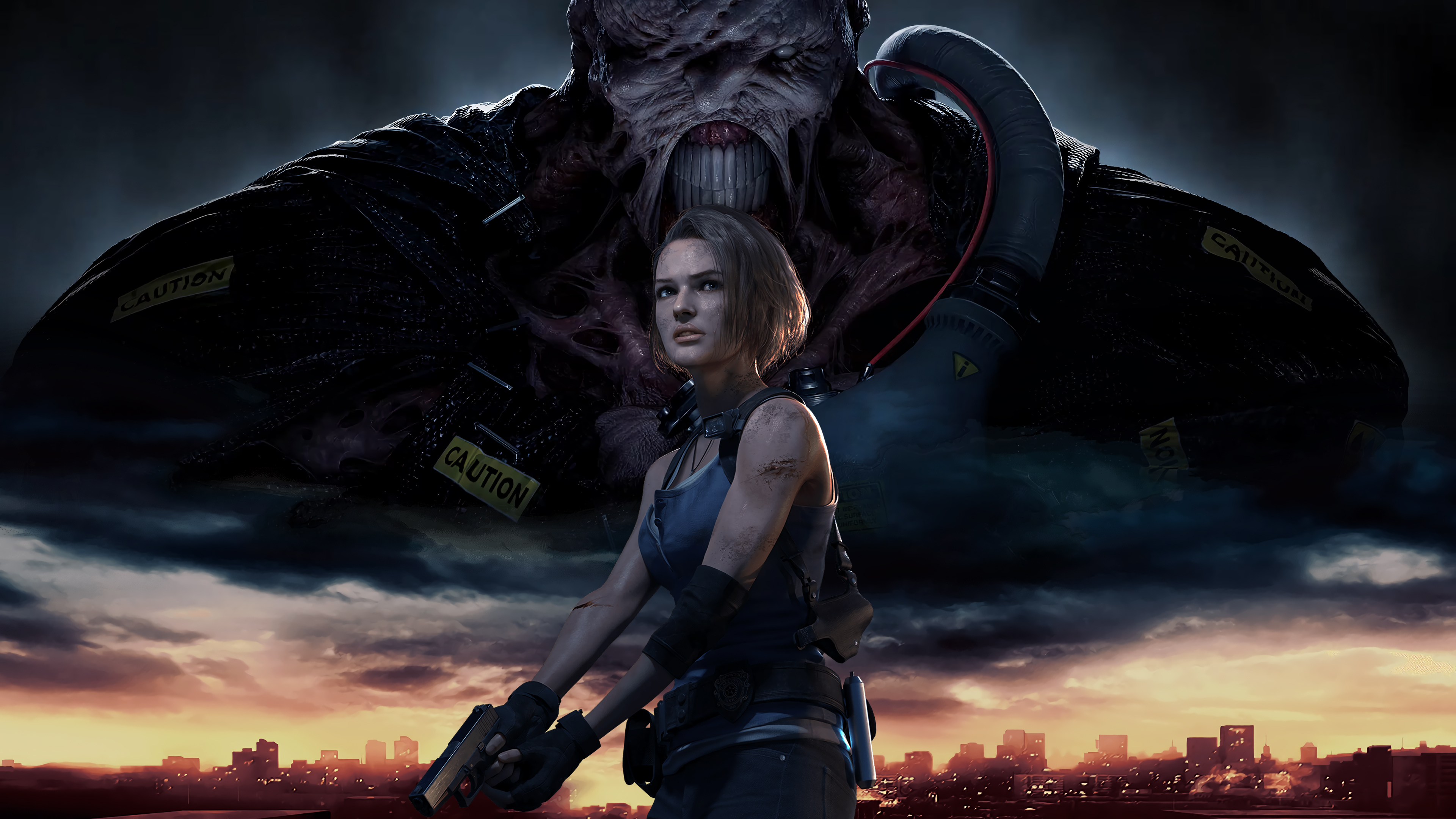 Resident Evil 3 Hd Games 4k Wallpapers Images Backgrounds