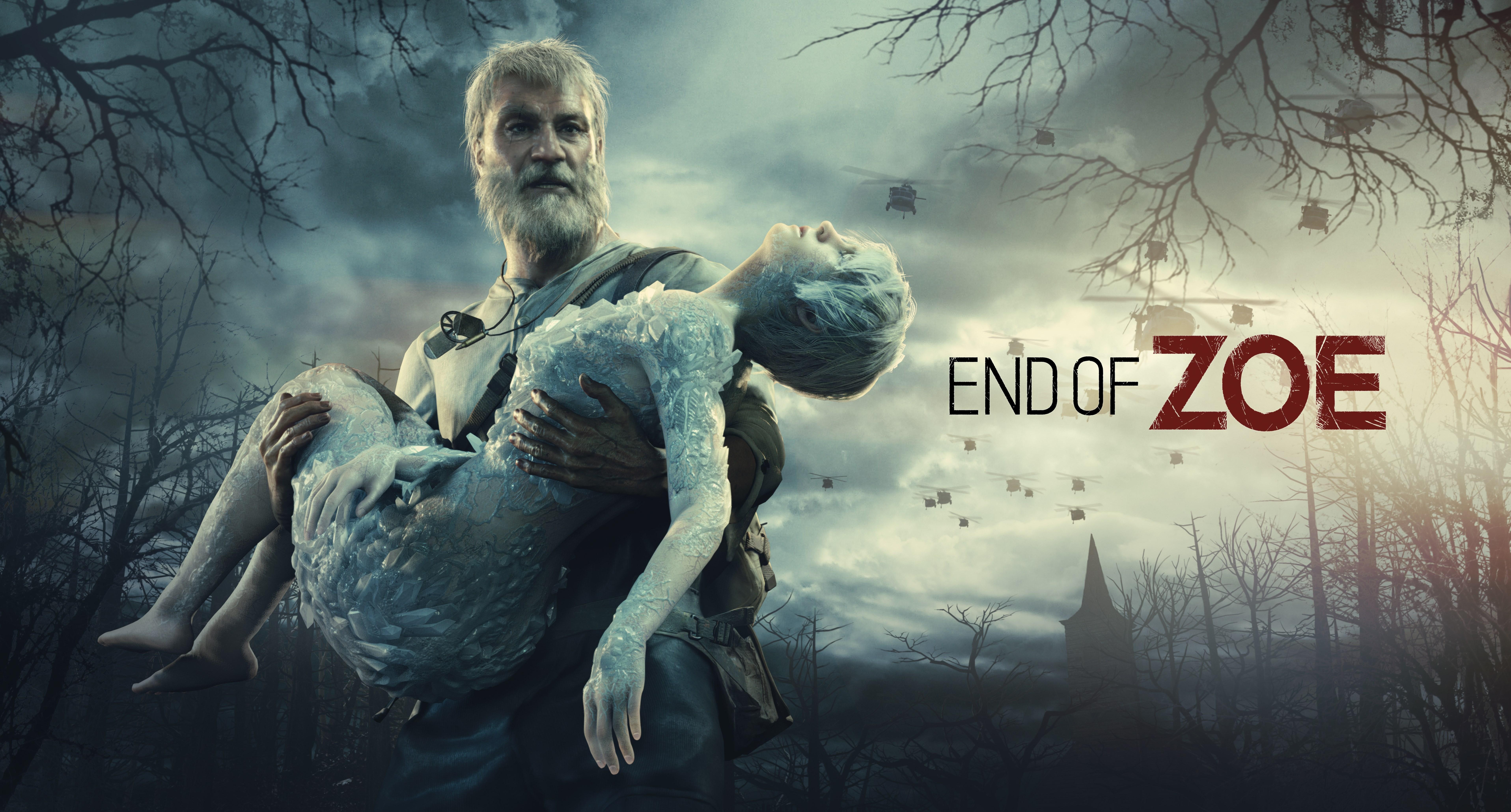 1920x1200 Resident Evil 7 Biohazard End Of Zoe 8k 1080p Resolution