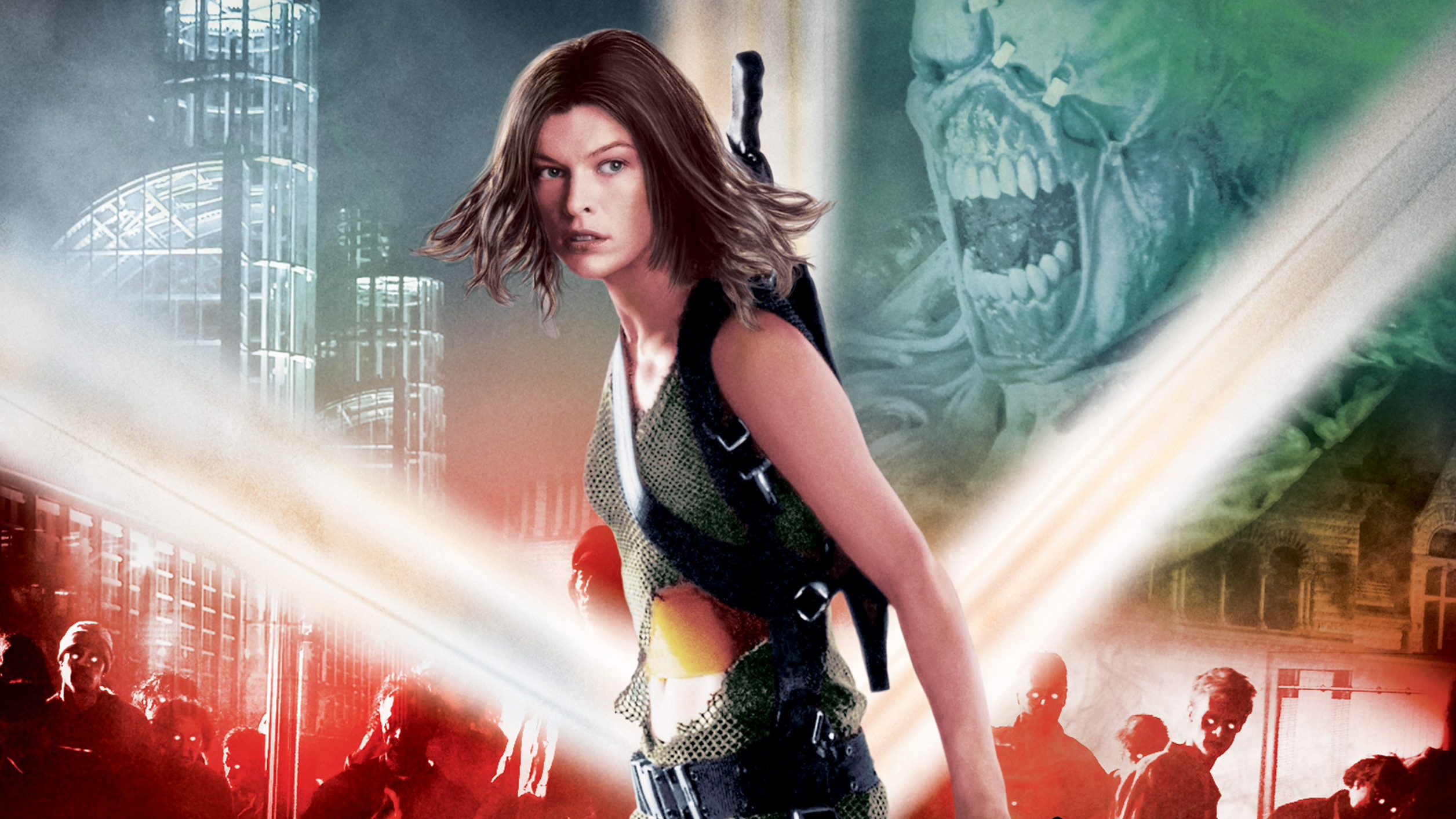 Resident Evil Apocalypse, HD Movies, 4k Wallpapers, Images ...