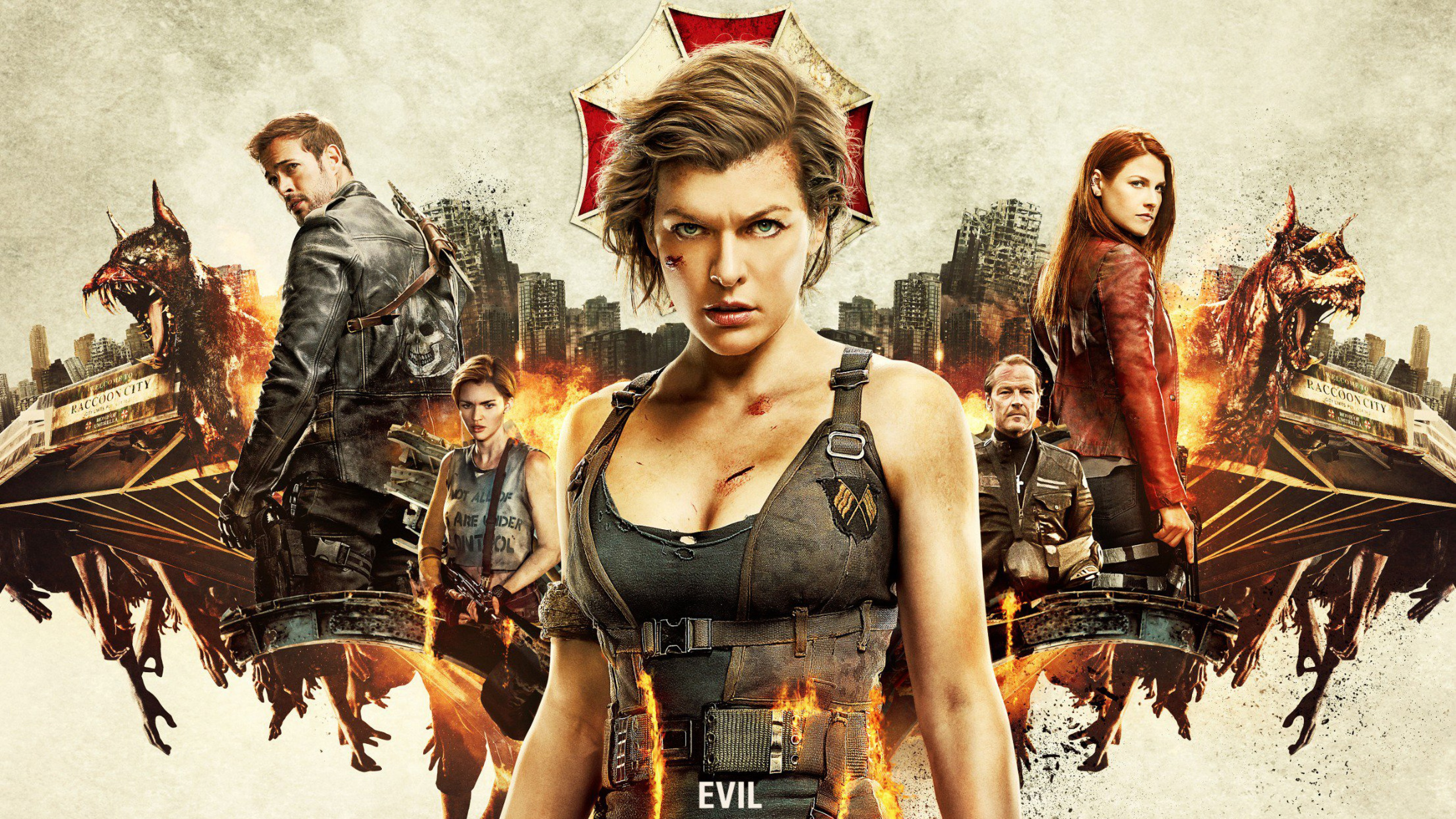 Resident Evil The Final Chapter 4k 2016 Movie Hd Movies 4k