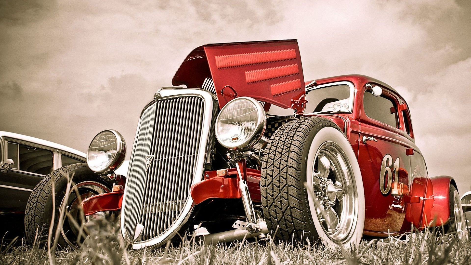 Retro Car HD Cars 4k Wallpapers Backgrounds