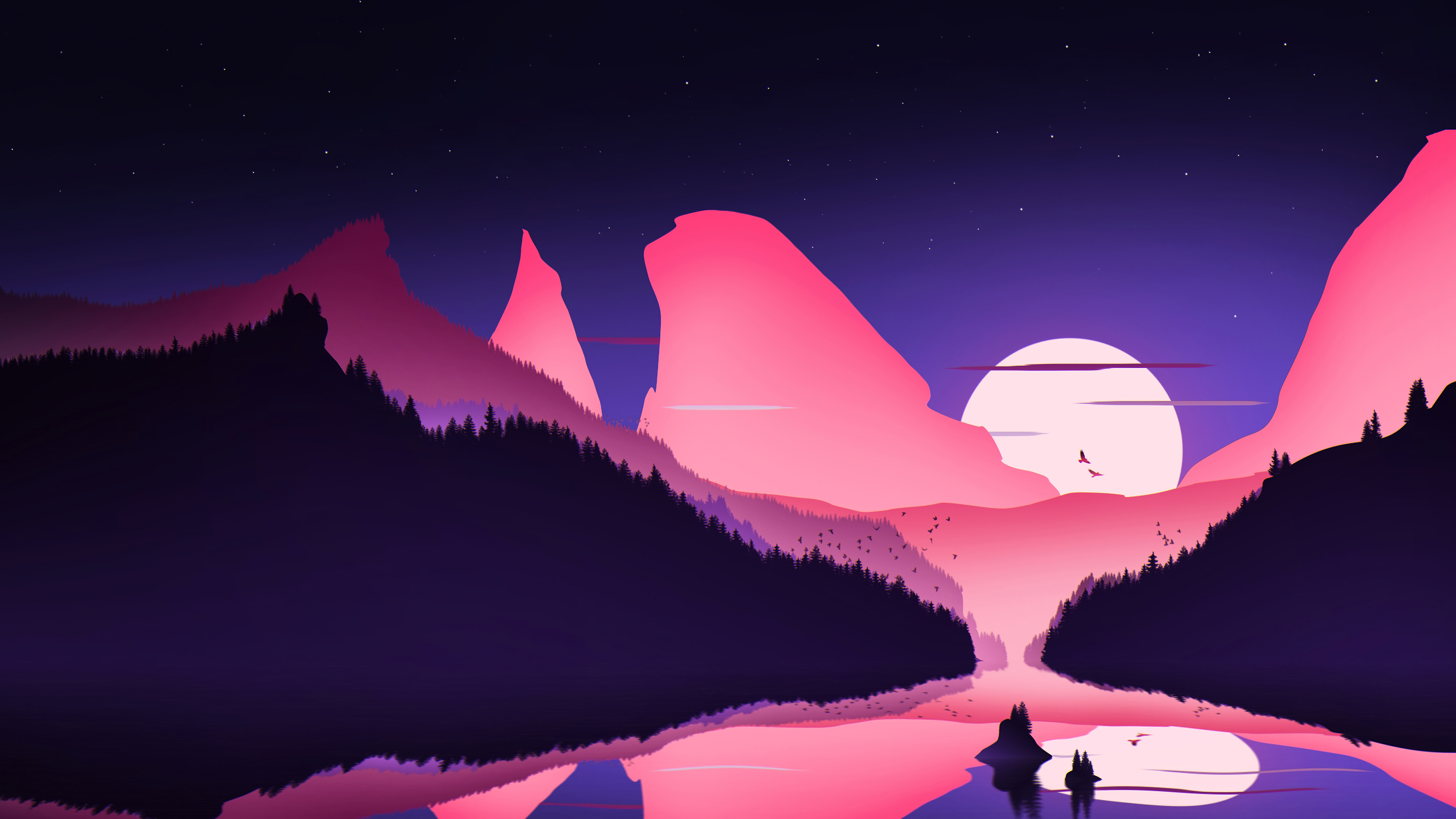 1920x1080 Retro Landscape 4k Laptop Full Hd 1080p Hd 4k Wallpapers Images Backgrounds Photos And Pictures The space vj loop by nplm 1920x1080 full hd, 30 fps. 1920x1080 retro landscape 4k laptop