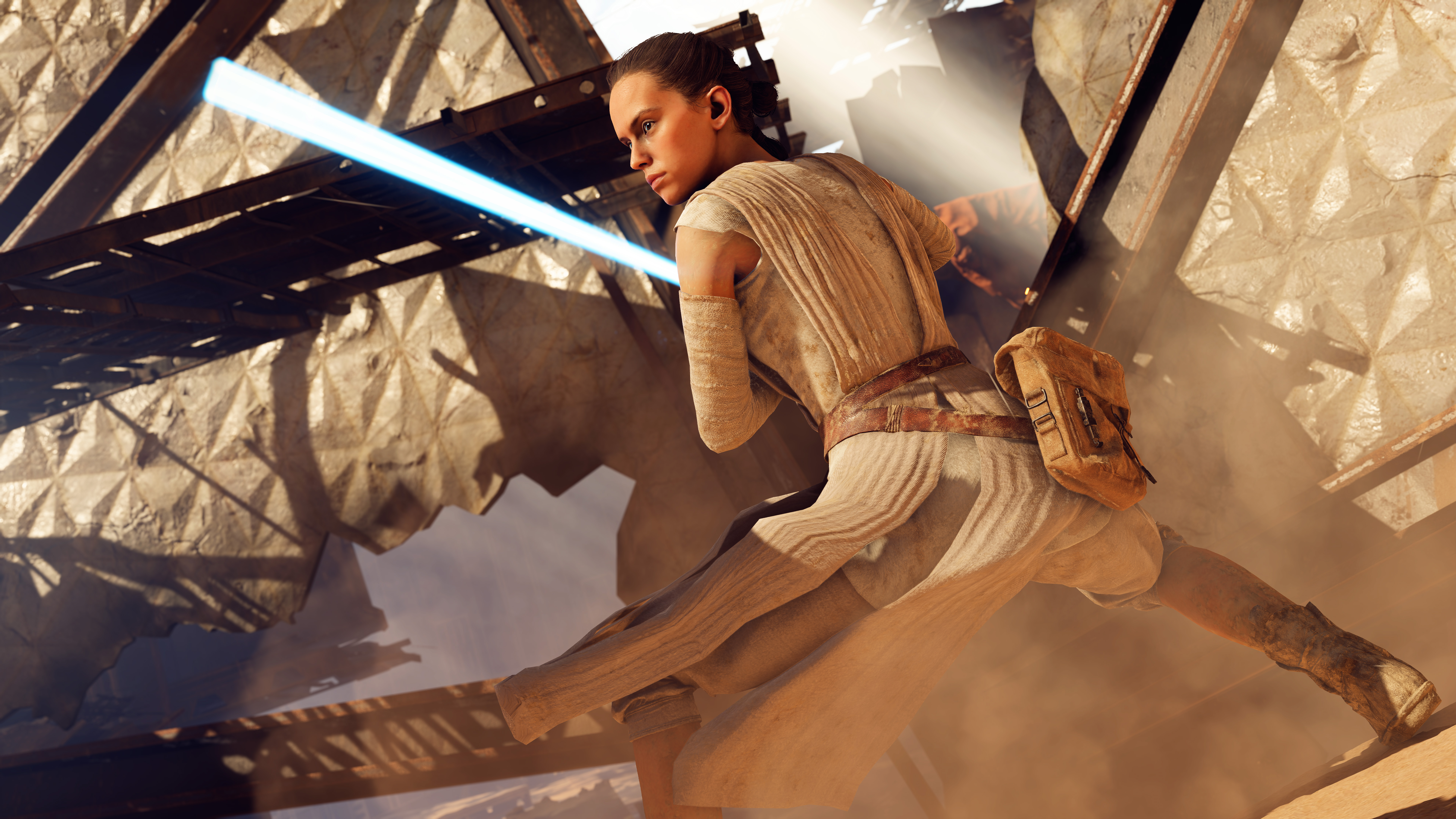 Rey Star Wars Battlefront 2 8k Hd Games 4k Wallpapers Images Backgrounds Photos And Pictures