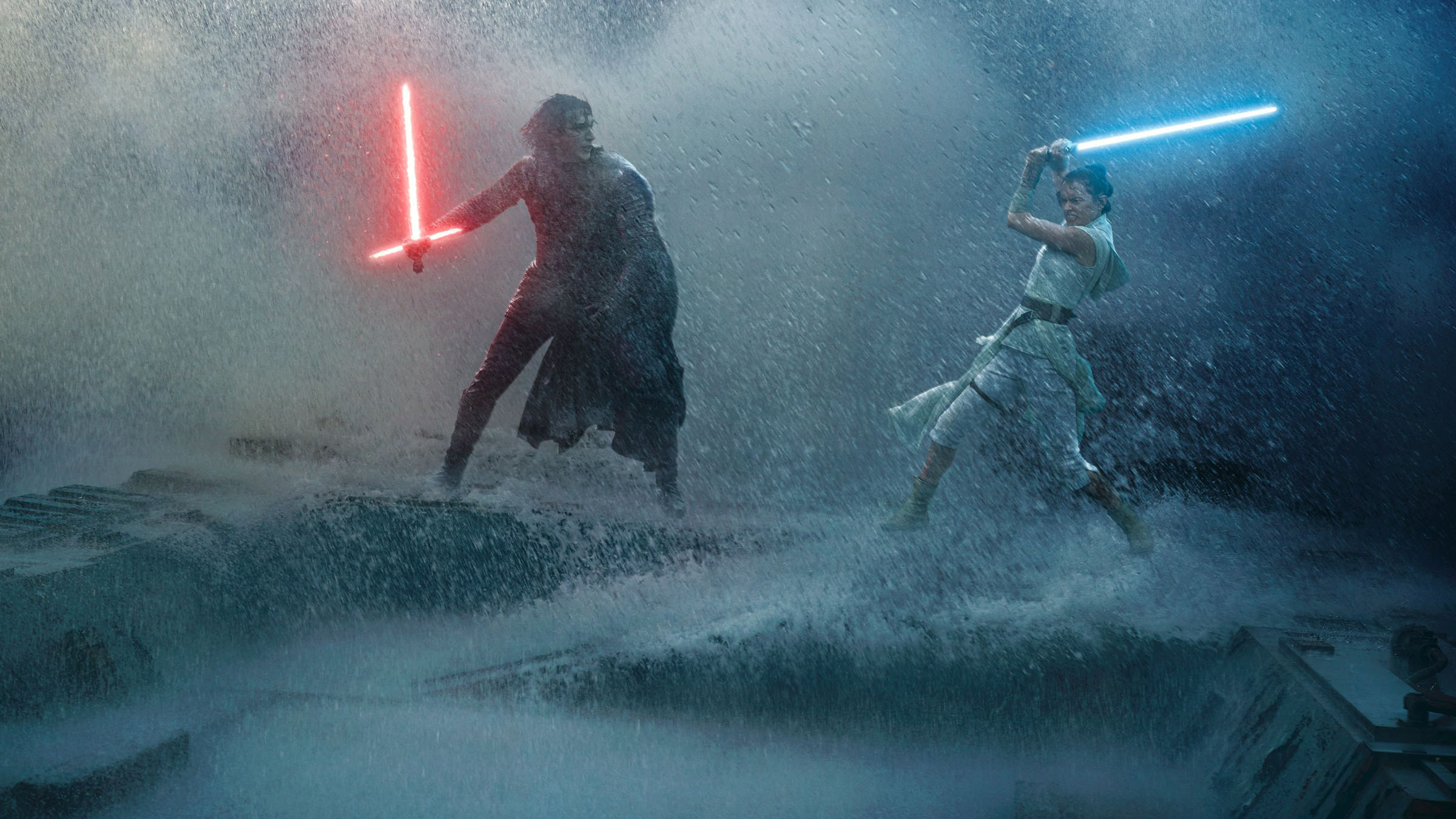 Rey Vs Kylo Ren Star Wars The Rise Of Skywalker Hd Movies 4k Wallpapers Images Backgrounds Photos And Pictures