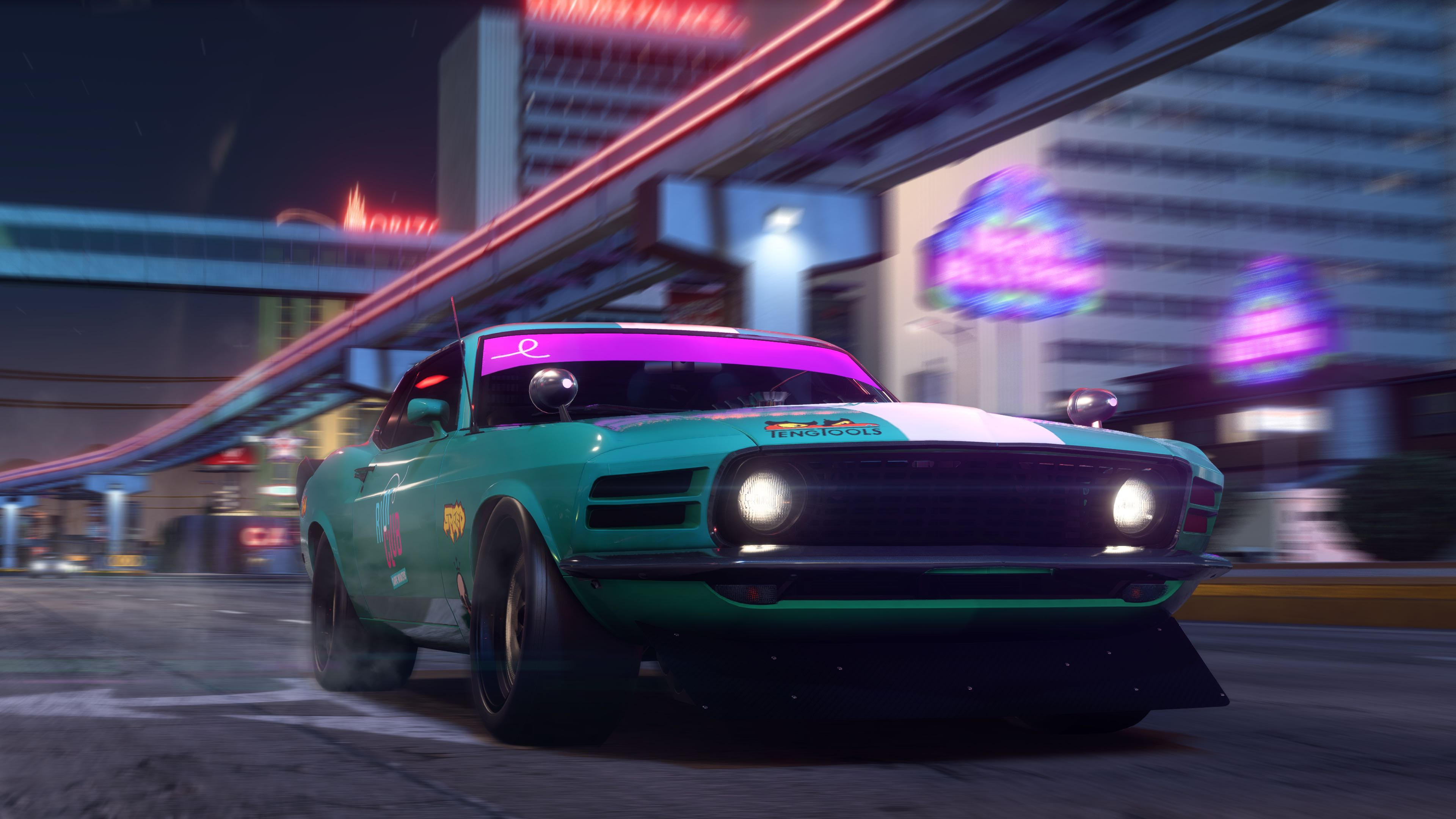 Riot Club Street Leagues Need For Speed Payback 2017 4k Hd Games