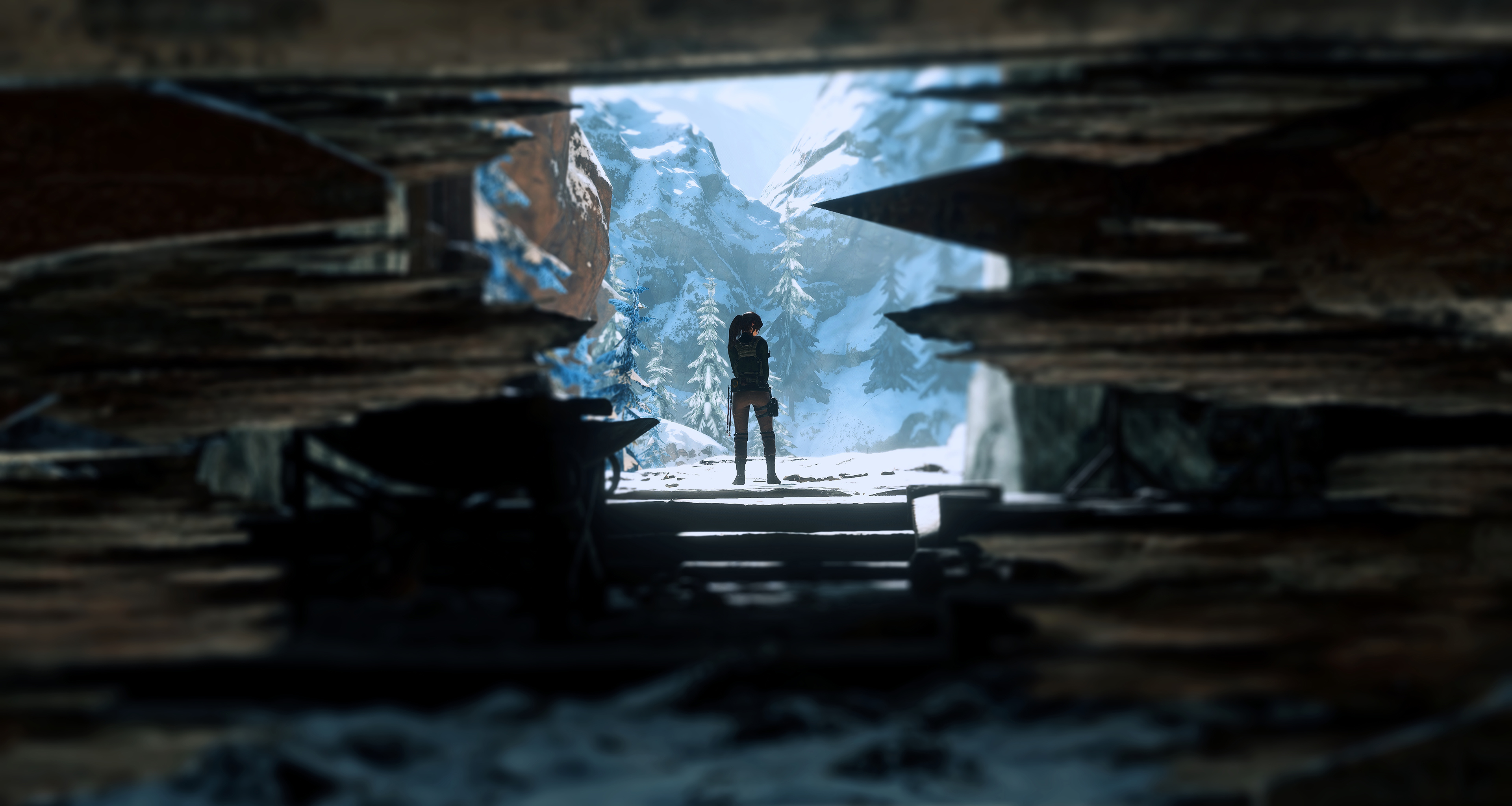 Rise Of The Tomb Raider 4k Hd Games 4k Wallpapers Images