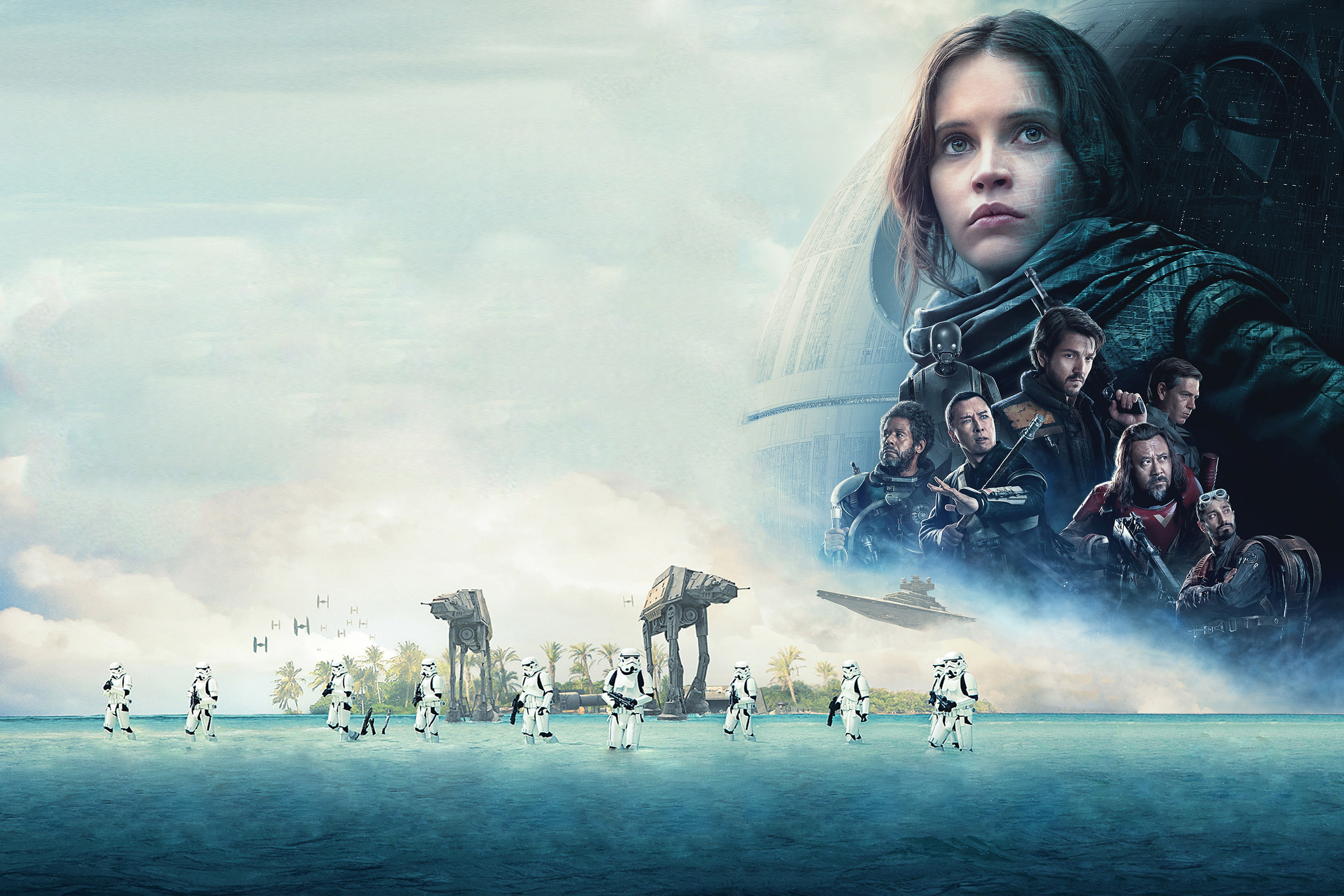 2560x1440 Rogue One A Star Wars Story 2016 1440p Resolution Hd 4k Wallpapers Images Backgrounds Photos And Pictures