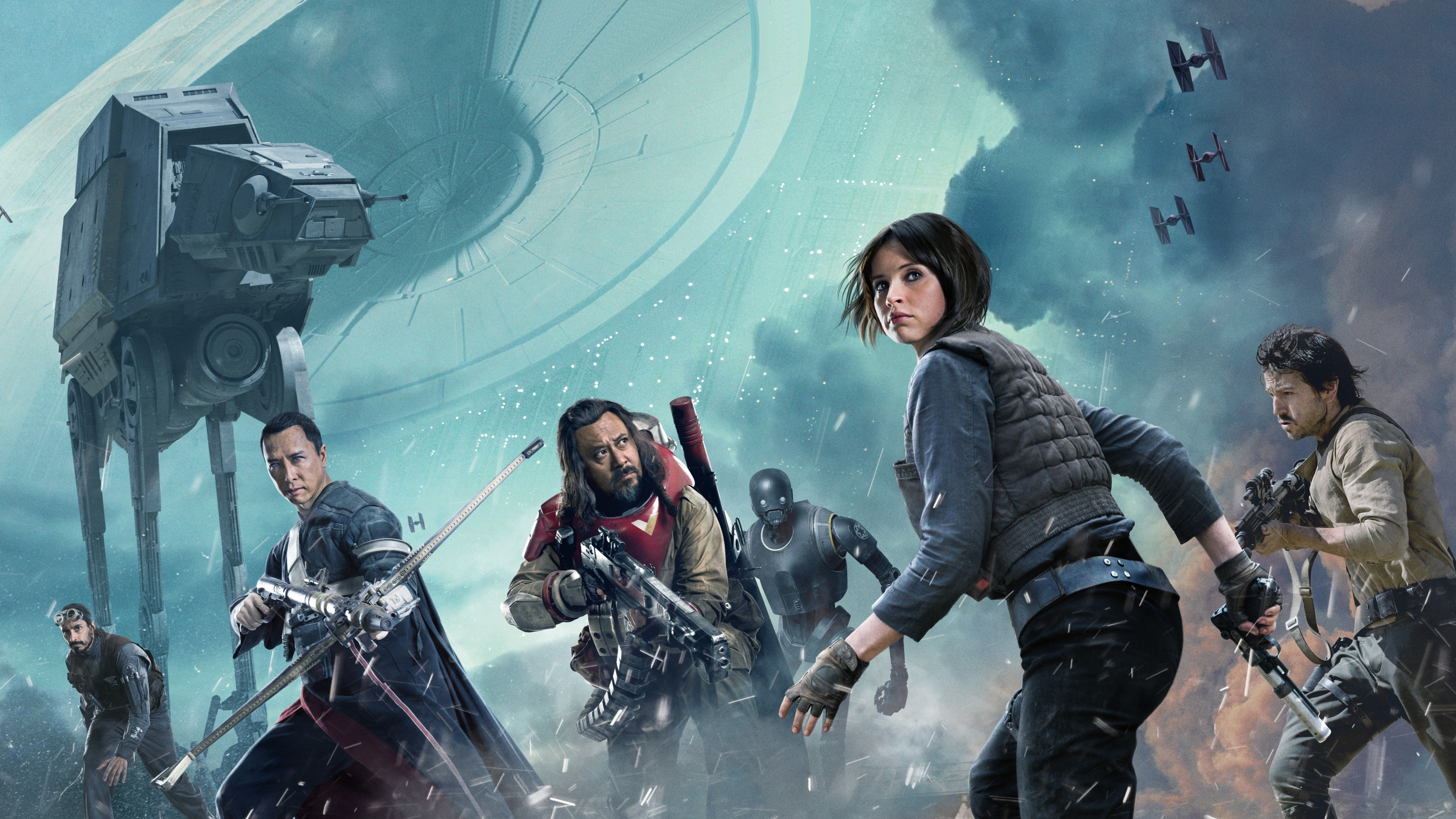 1280x1024 Rogue One A Star Wars Story 5k 1280x1024 Resolution Hd 4k Wallpapers Images Backgrounds Photos And Pictures