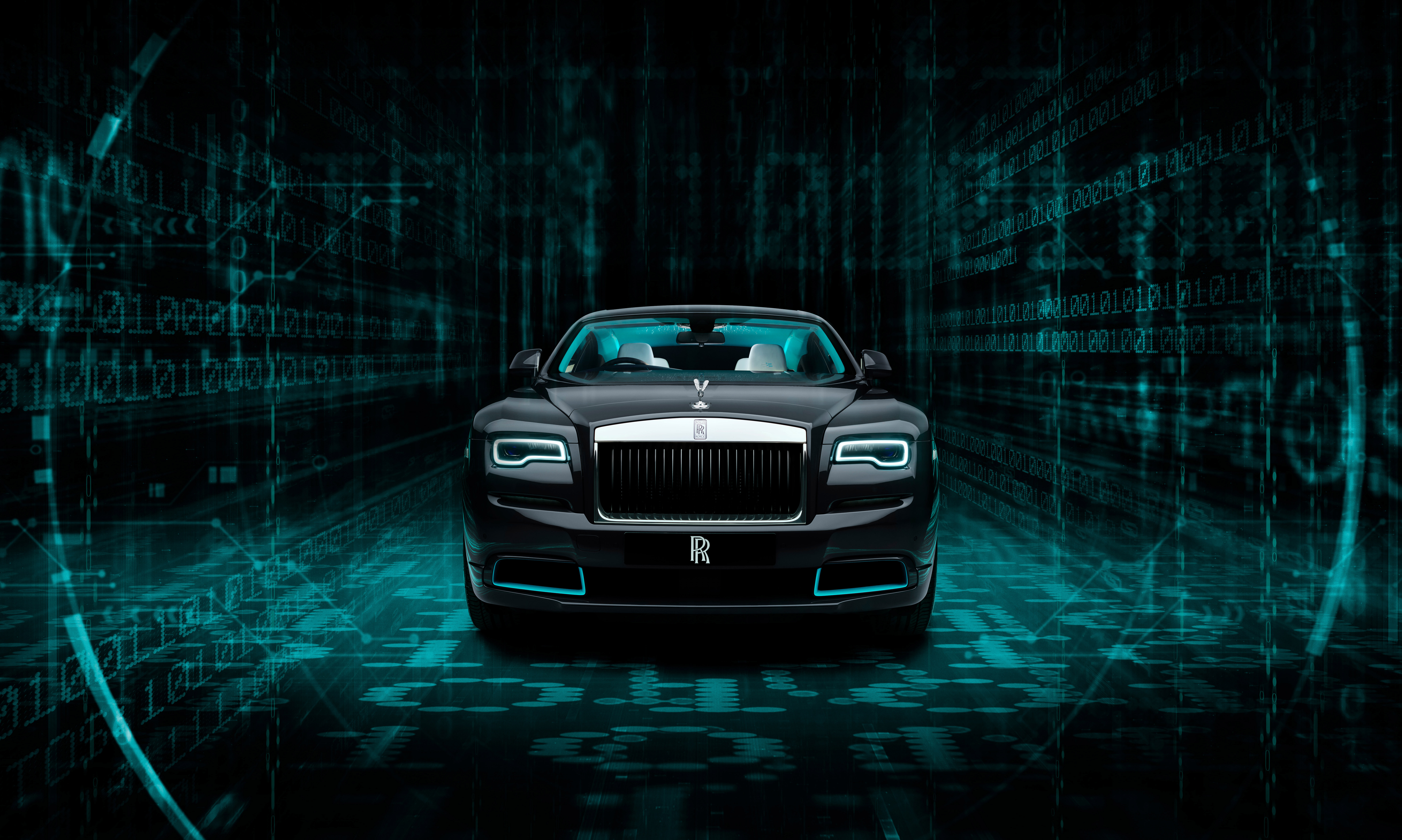 Rolls Royce Wraith Kryptos Collection 2020 Hd Cars 4k Wallpapers Images Backgrounds Photos And Pictures