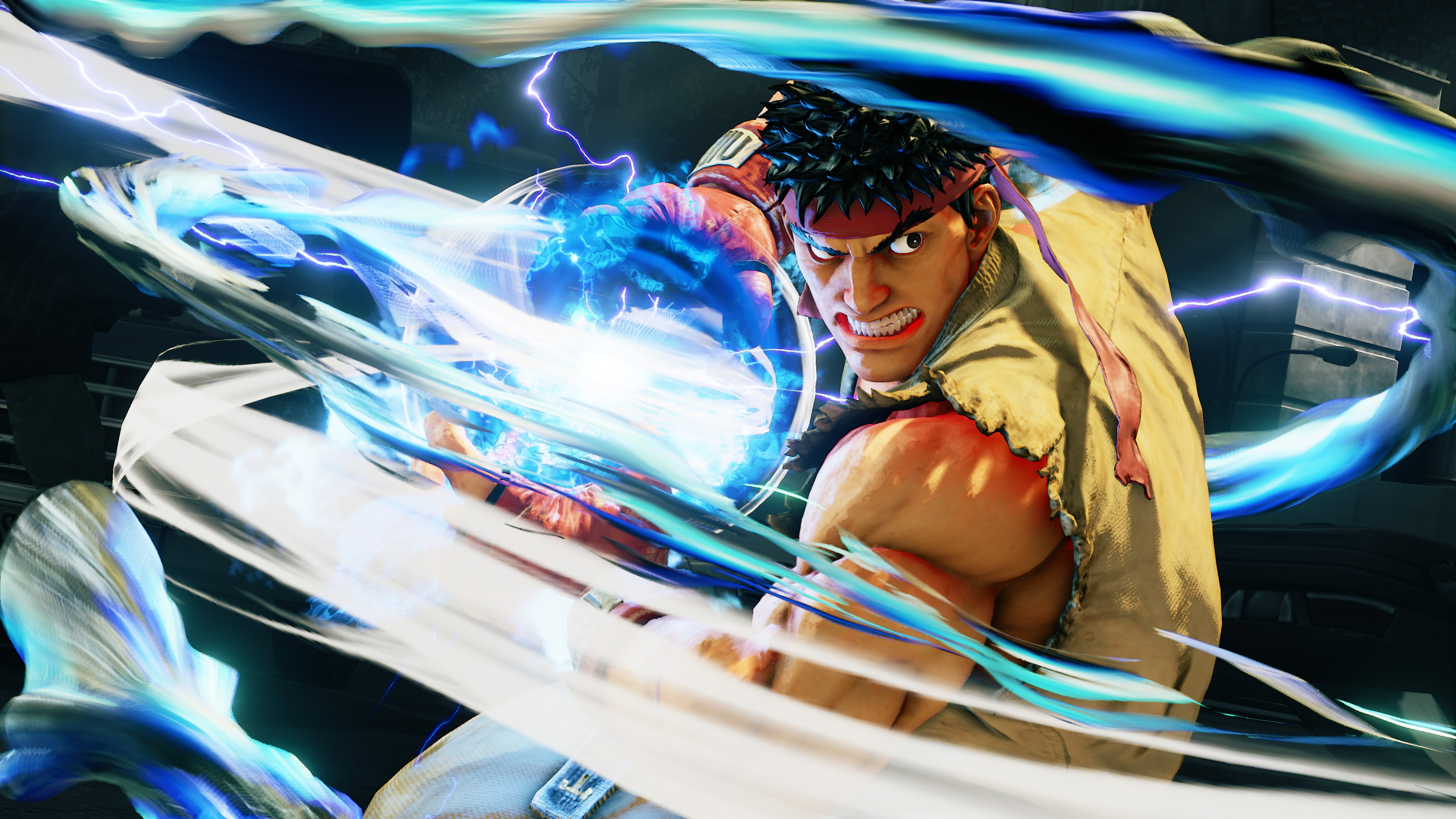 2560x1440 Ryu Street Fighter V 4k 1440p Resolution Hd 4k Wallpapers Images Backgrounds Photos And Pictures
