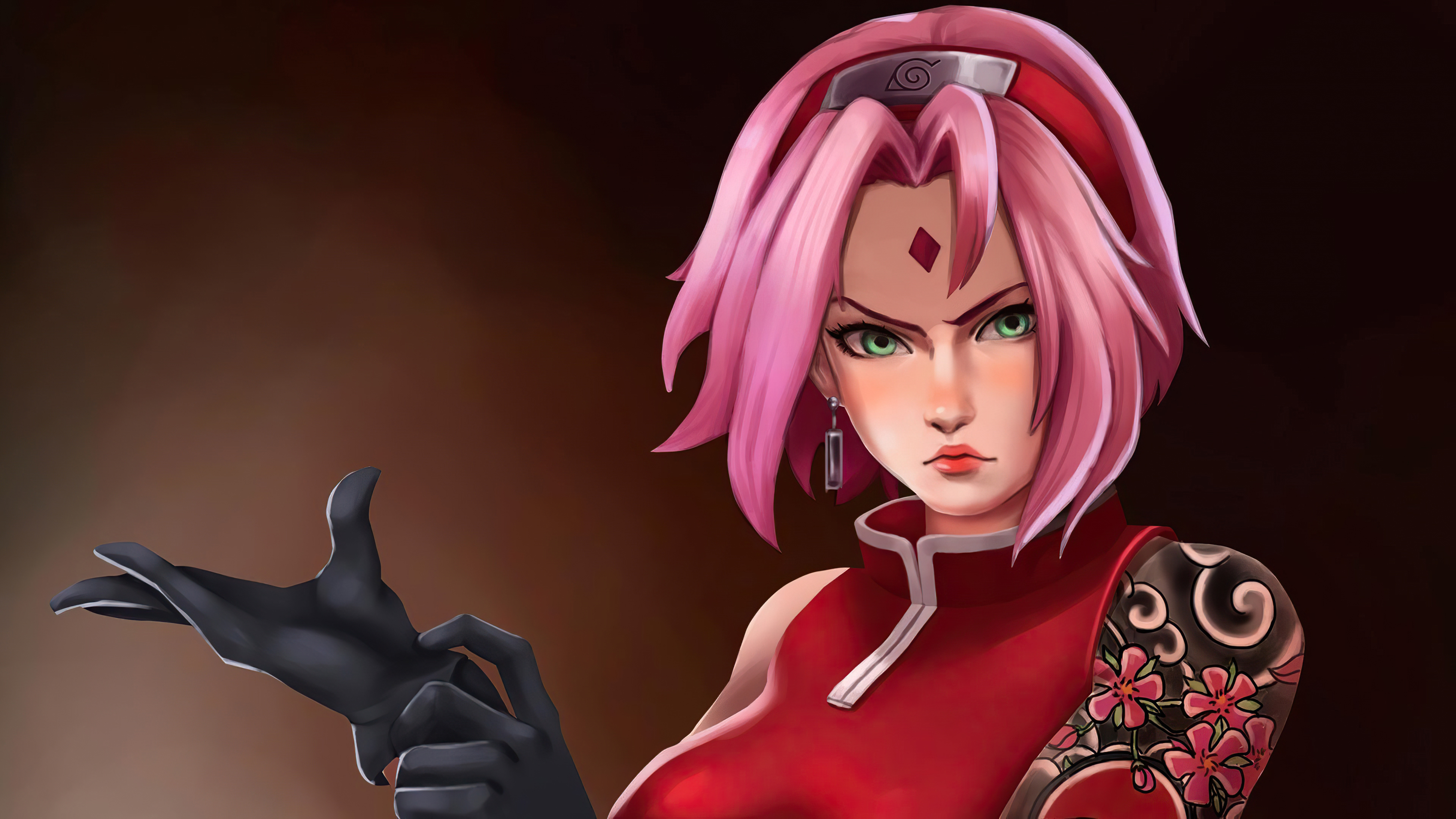 1920x1080 Sakura Haruno From Naruto 4k Laptop Full Hd 1080p Hd 4k Wallpapers Images Backgrounds Photos And Pictures