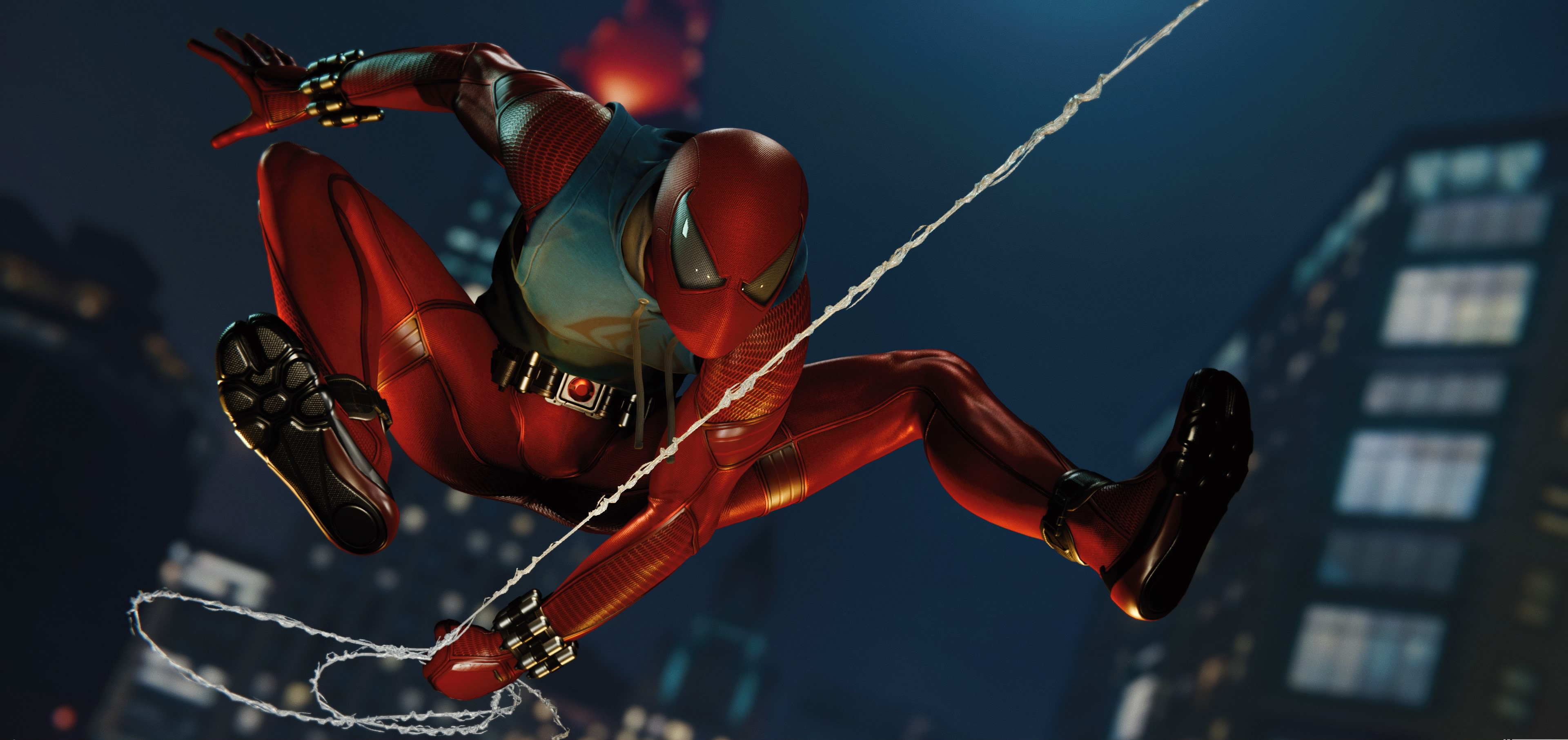 Scarlet Spider 4k Ps4 Game Hd Games 4k Wallpapers Images Backgrounds Photos And Pictures