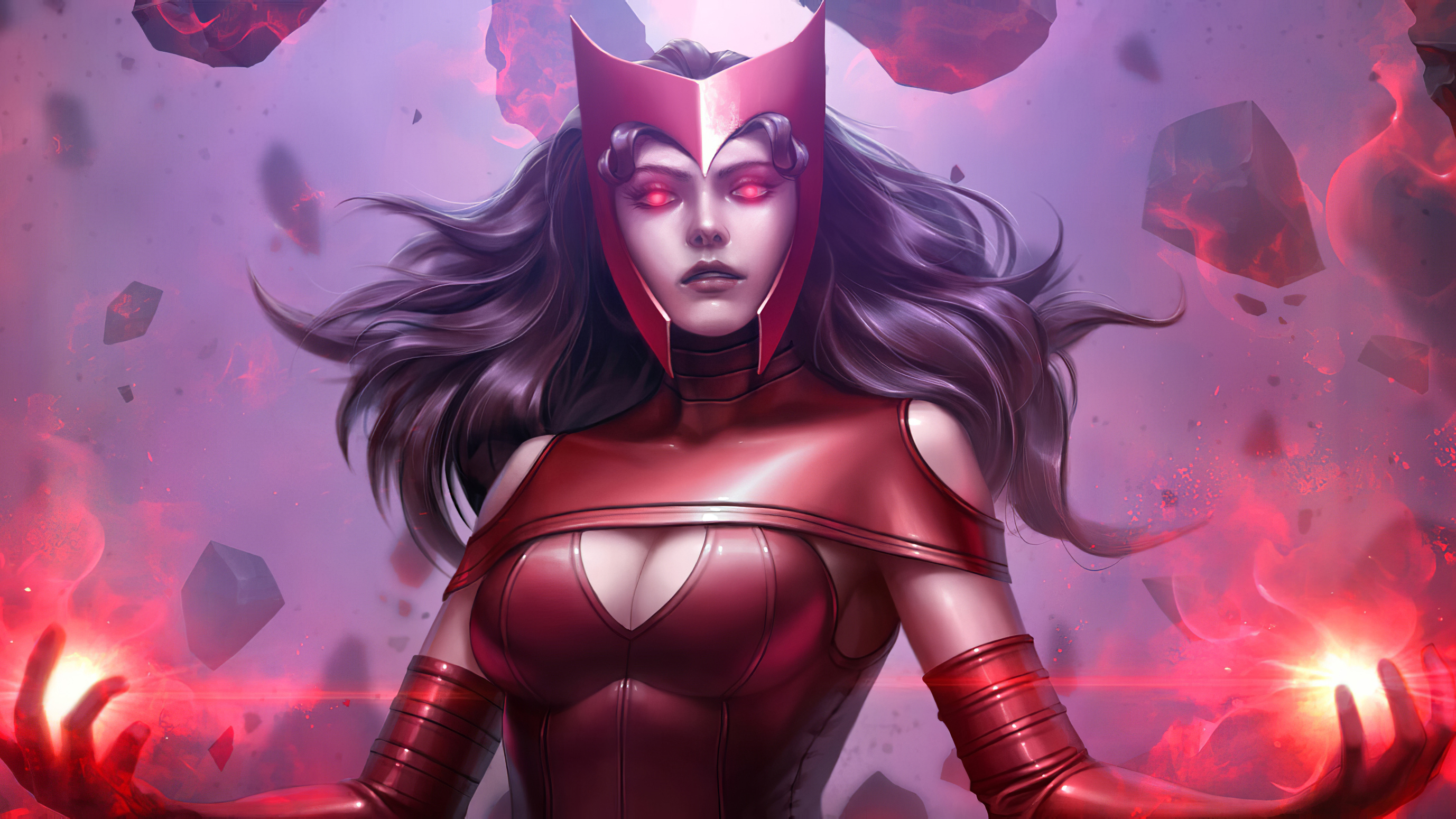 Scarlet Witch In Future Fight Hd Games 4k Wallpapers Images