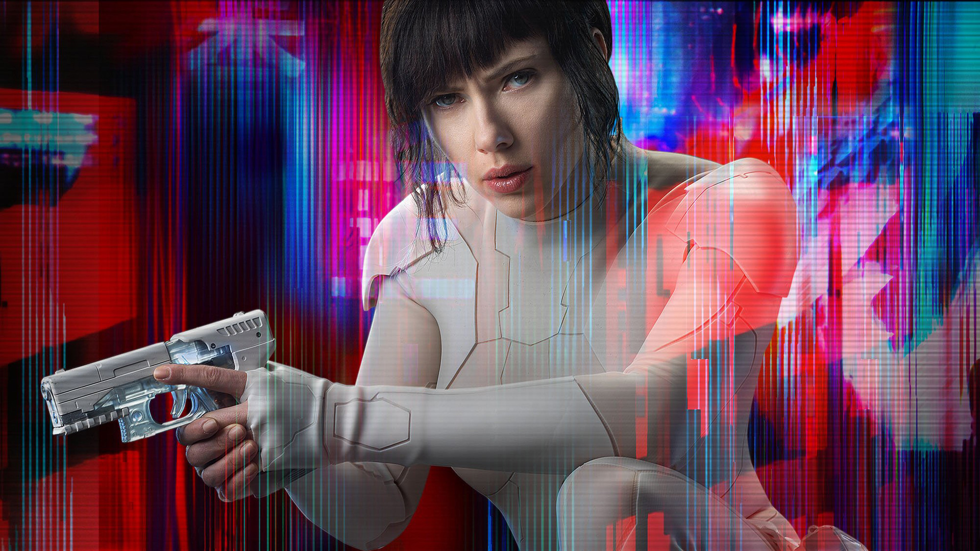 Scarlett Johansson Ghost In The Shell Hd Movies 4k Wallpapers