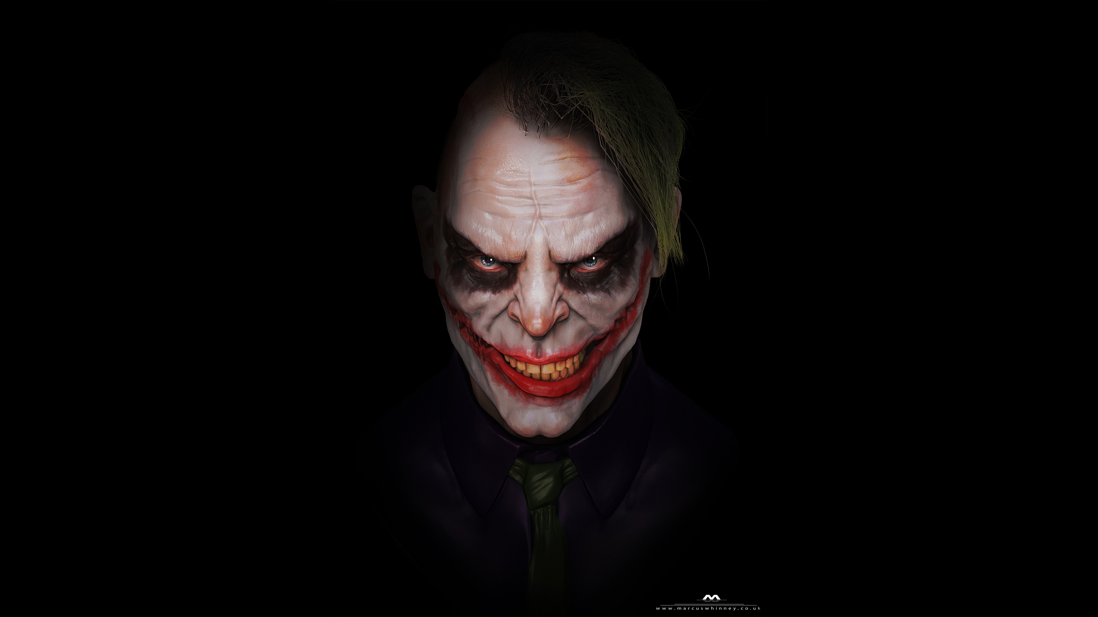 Scary Joker 4k Hd Superheroes 4k Wallpapers Images Backgrounds Photos And Pictures