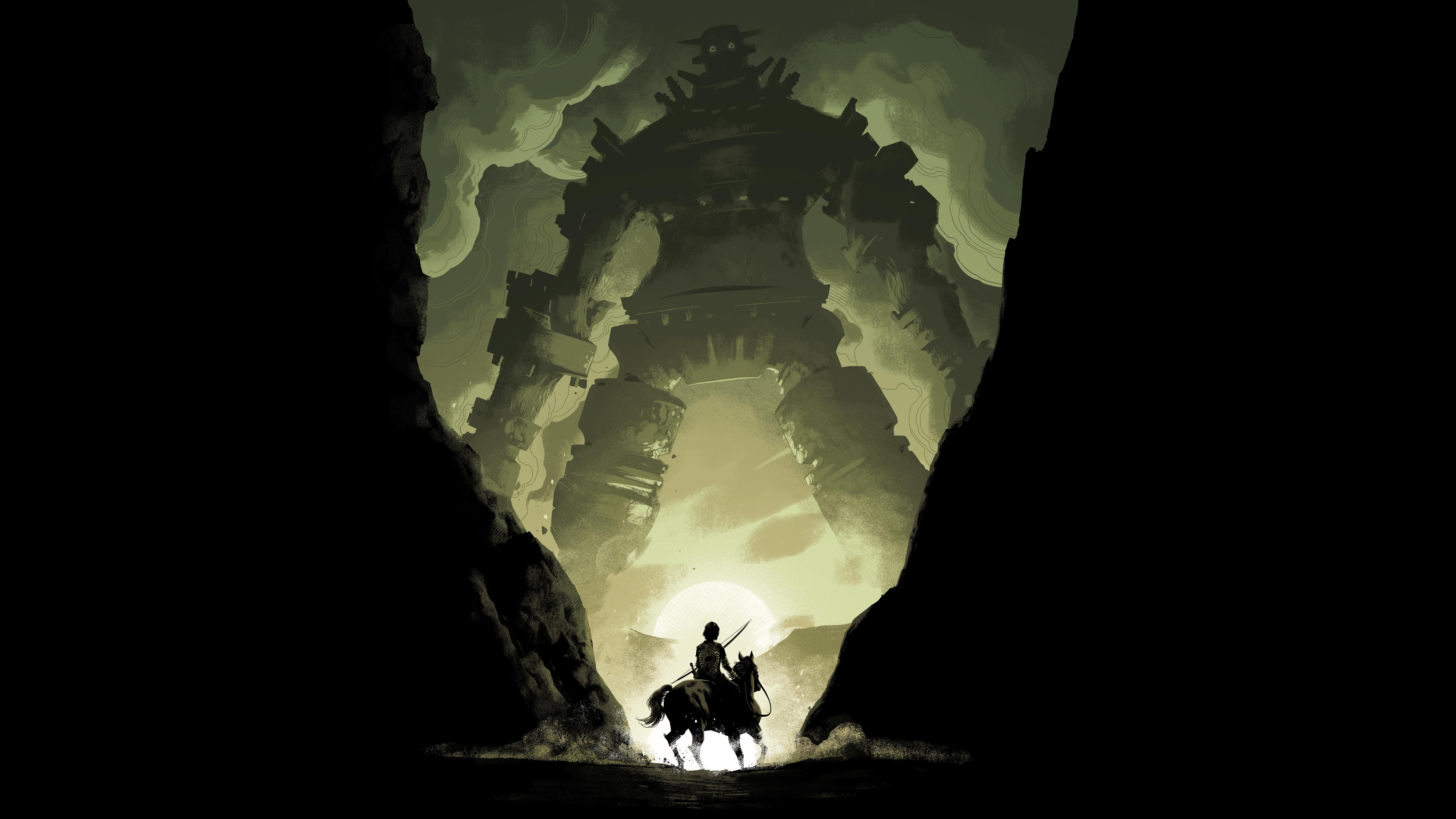 2048x1152 Shadow Of The Colossus 2018 2048x1152 Resolution Hd 4k