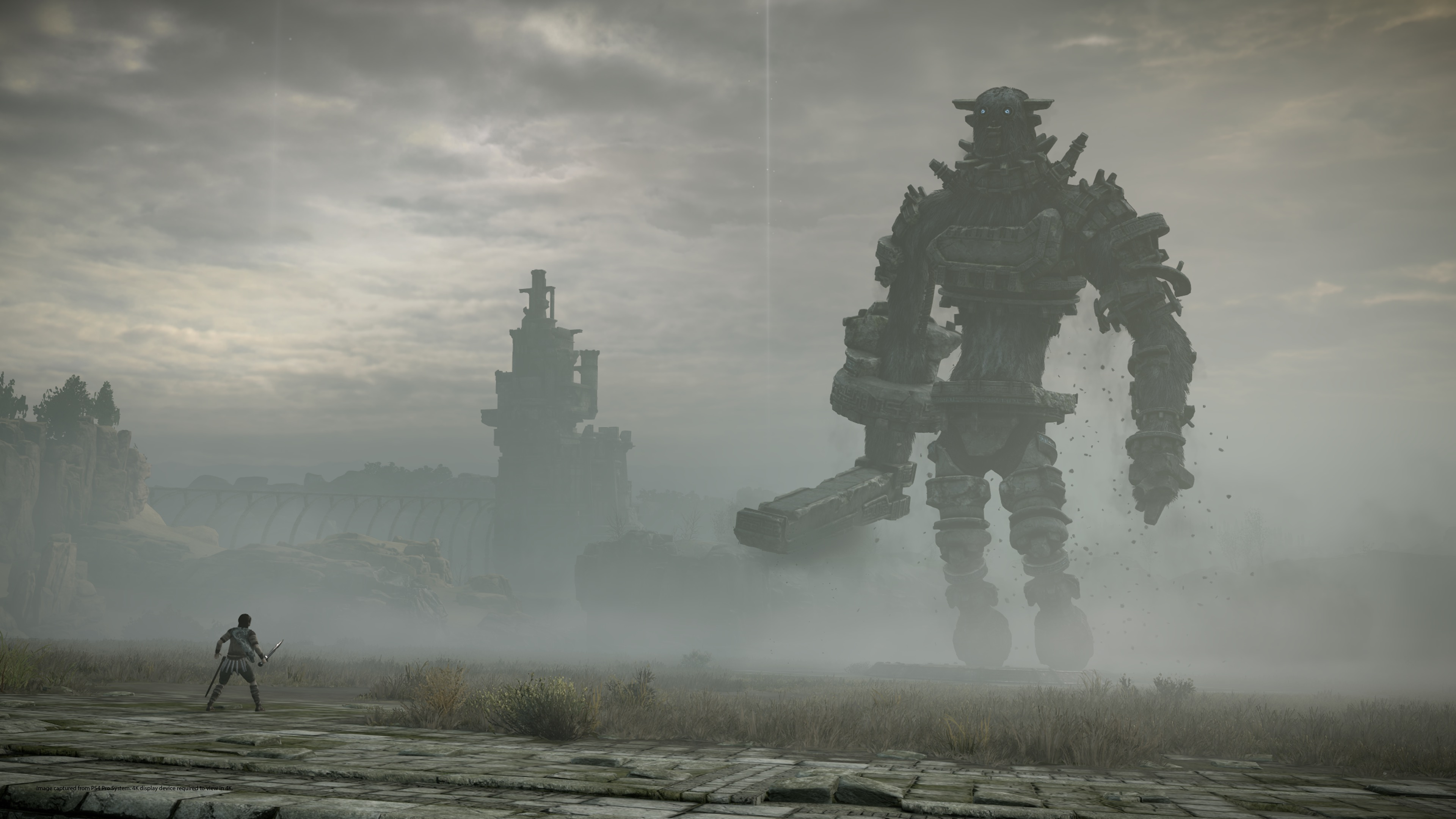 Shadow Of The Colossus Special Edition 2017 Hd Games 4k