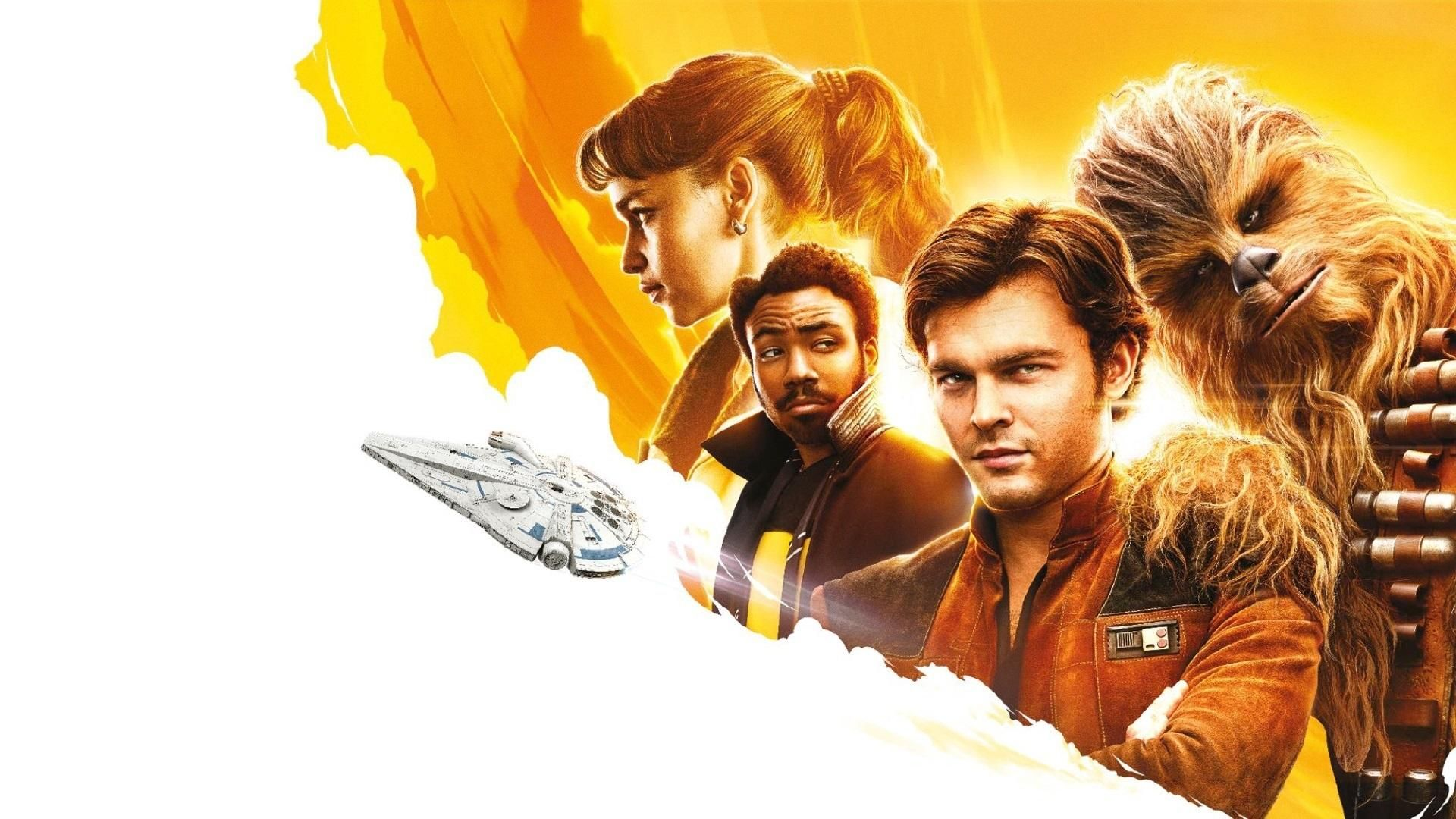 Solo A Star Wars Story 2018 Poster Hd Movies 4k Wallpapers Images Backgrounds Photos And Pictures