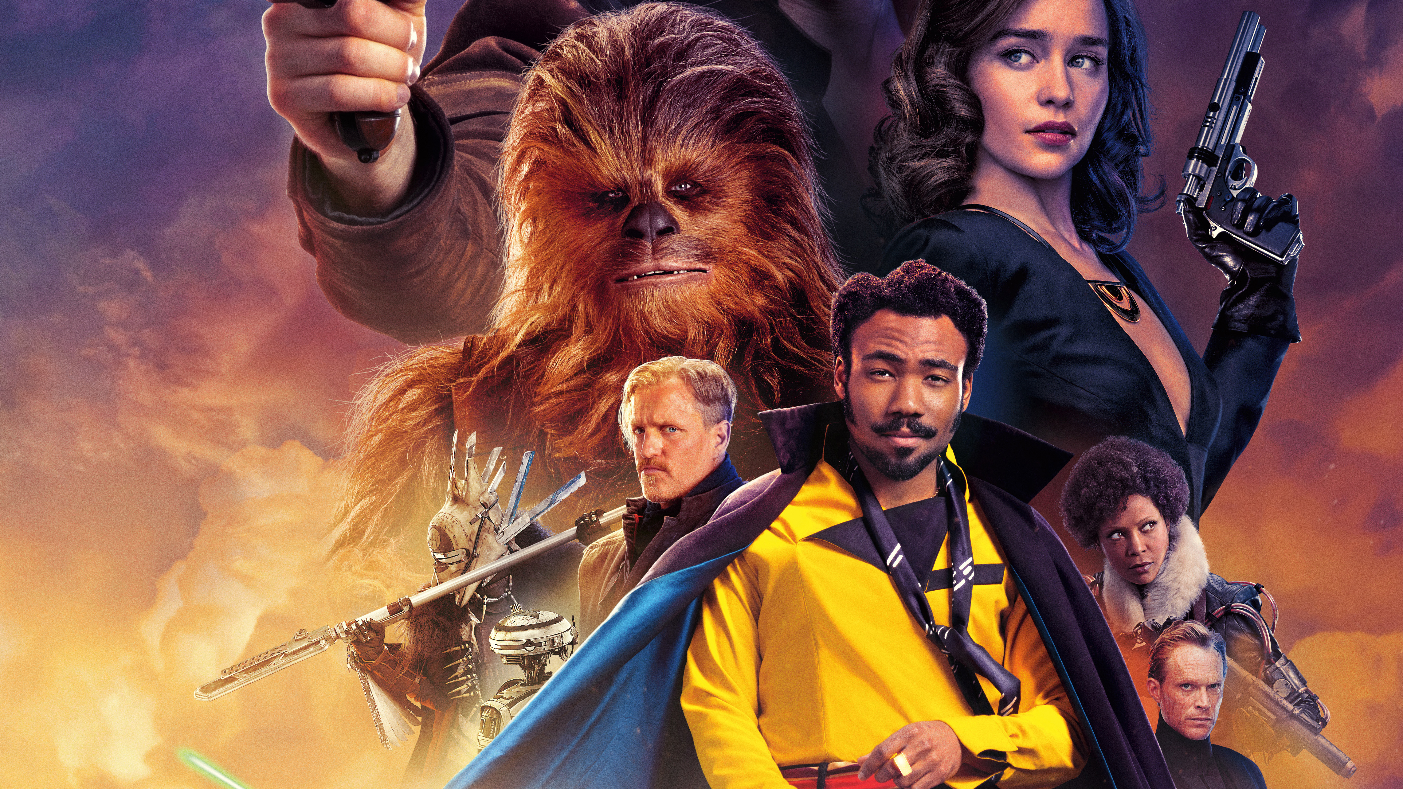 Solo A Star Wars Story 4k 2018 Hd Movies 4k Wallpapers Images Backgrounds Photos And Pictures