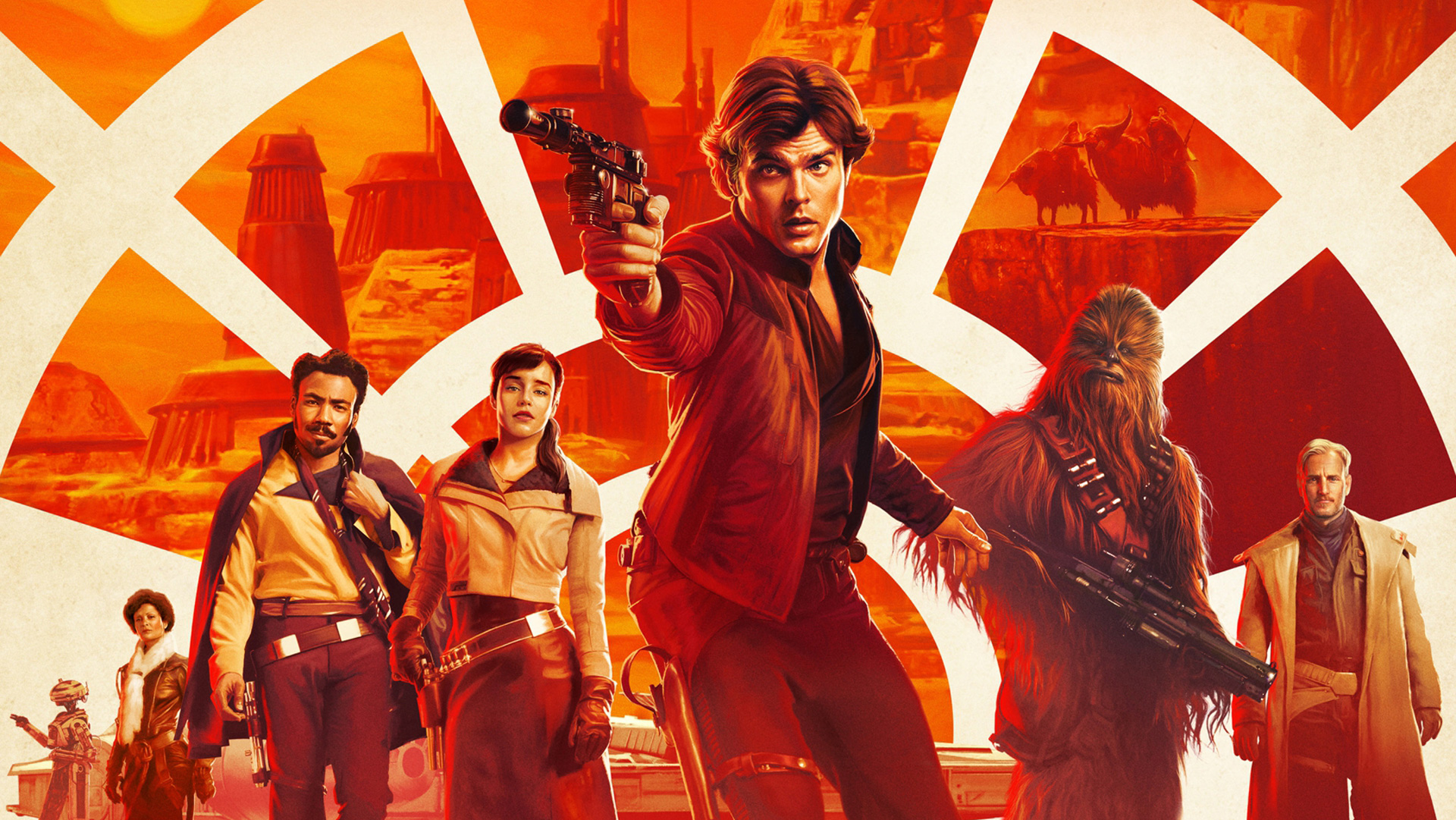 Solo A Star Wars Story Poster Hd Movies 4k Wallpapers Images Backgrounds Photos And Pictures