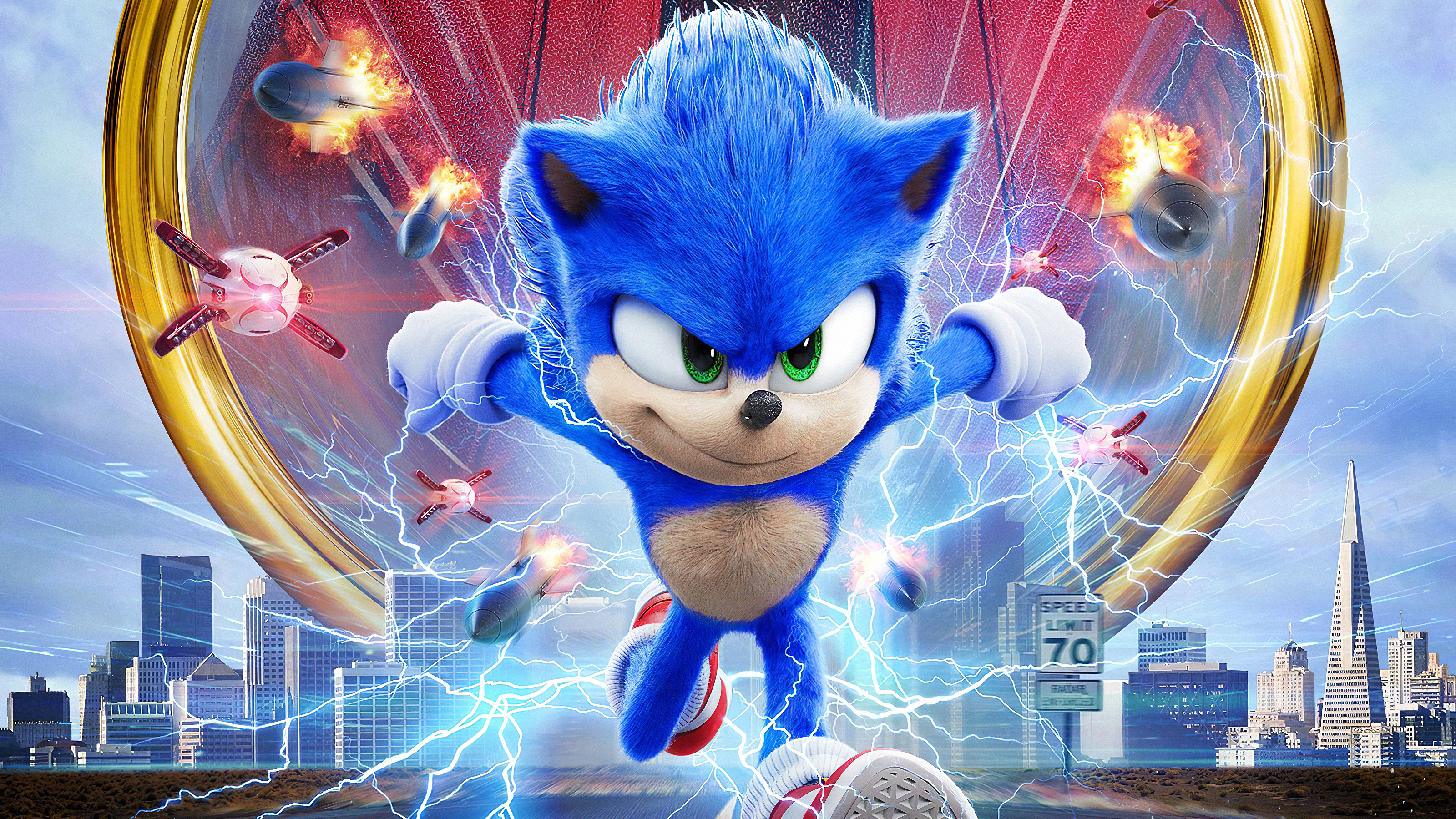 Sonic The Hedgehog 2020 Movie Hd Movies 4k Wallpapers Images Backgrounds Photos And Pictures