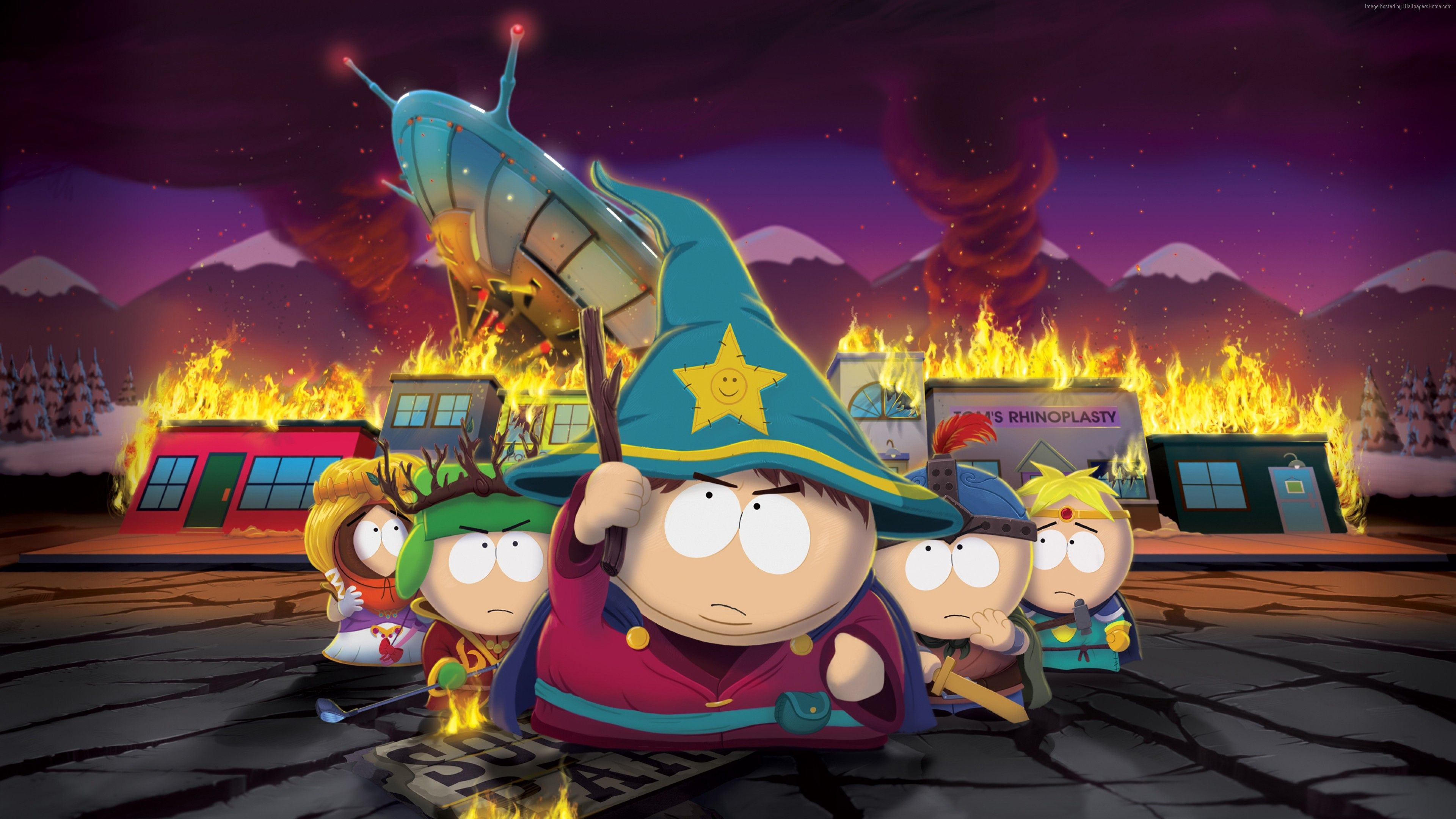 South Park 4k Hd Cartoons 4k Wallpapers Images Backgrounds Photos And Pictures