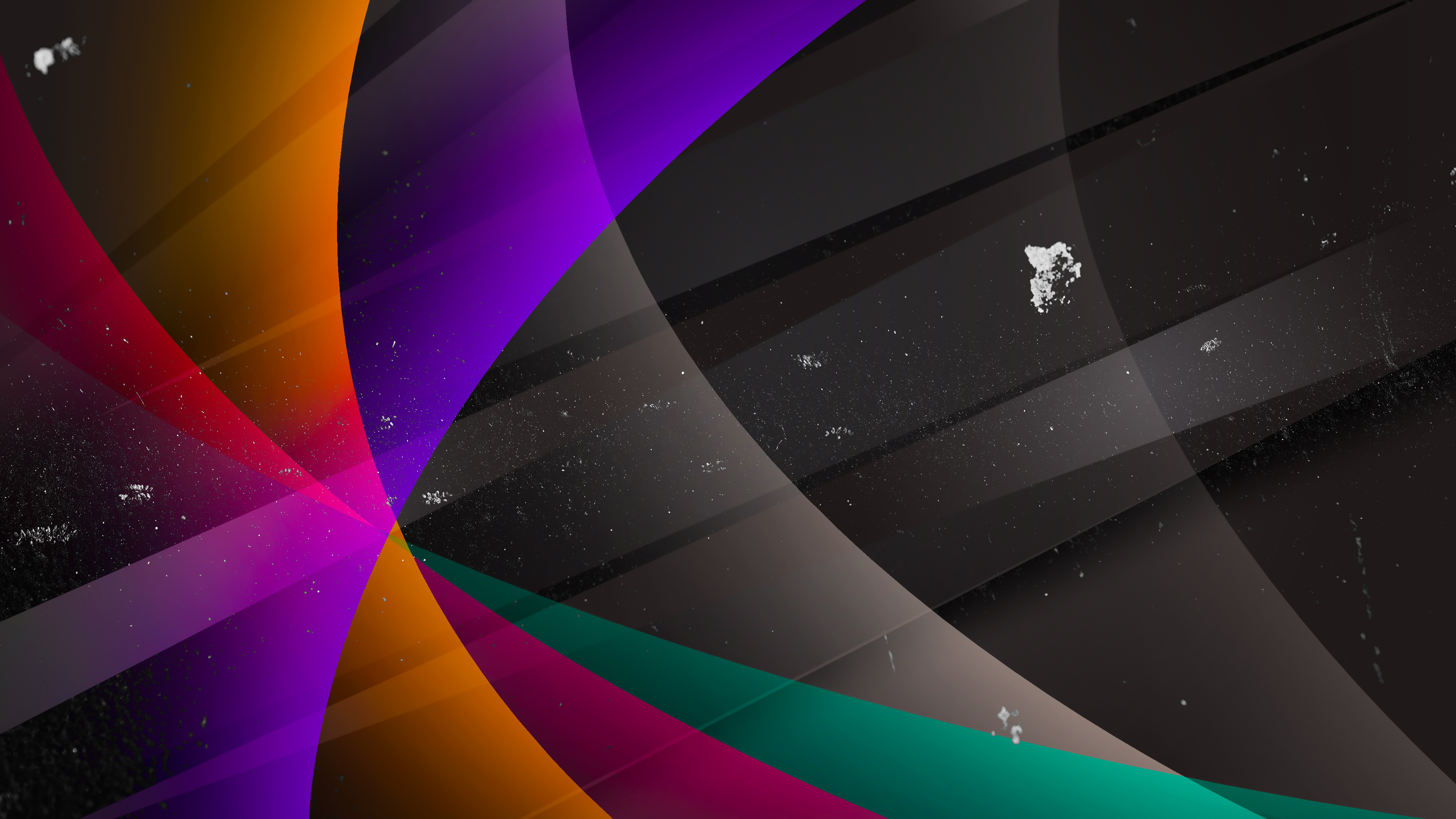 space of abstract 4k 4t