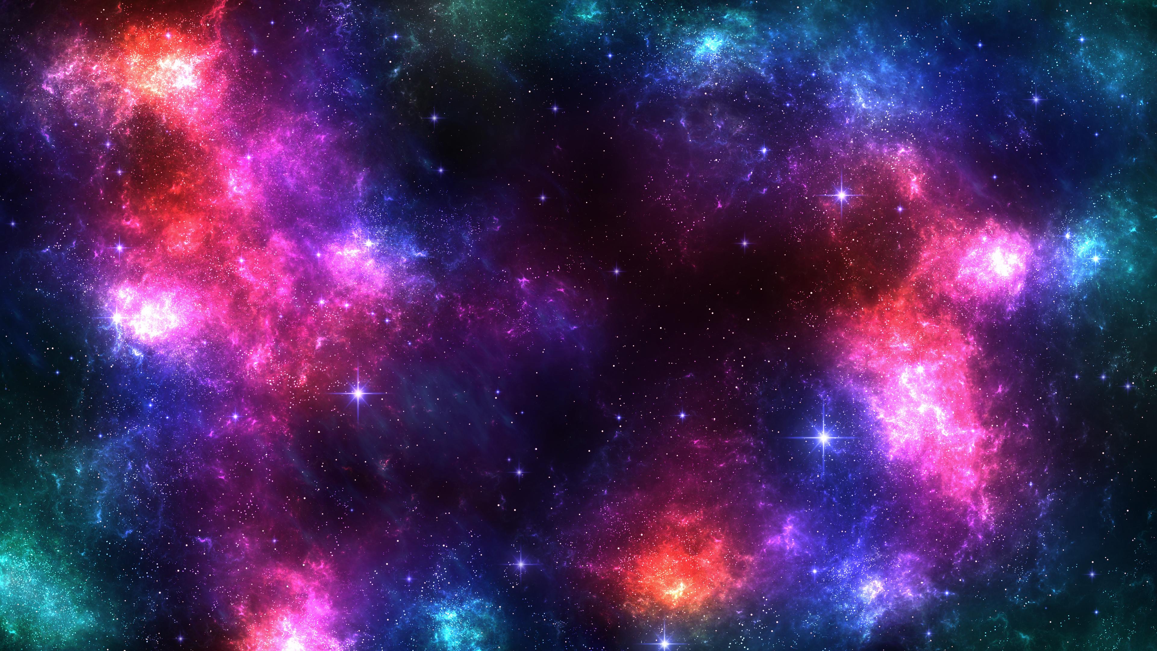 Space Scape Colourverse 4k, HD Digital Universe, 4k ...