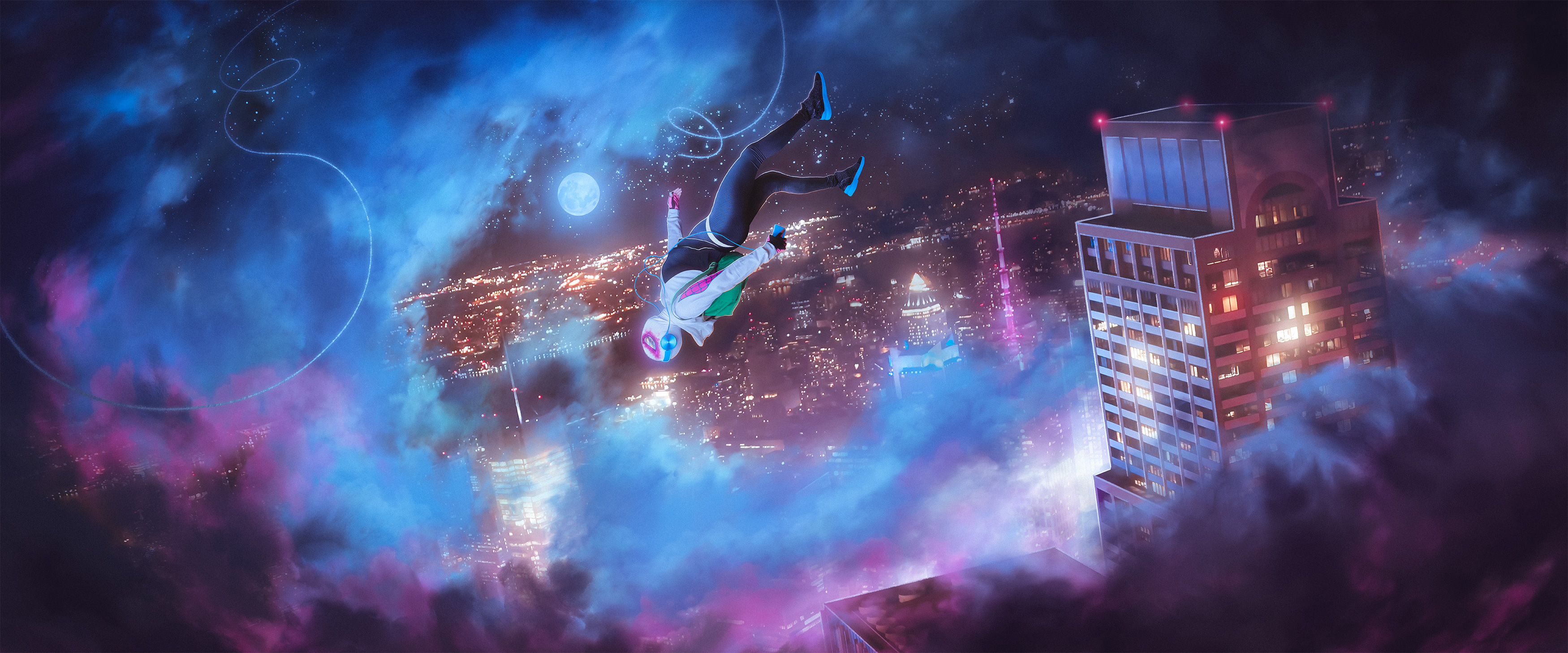 The Best Spider Gwen Wallpaper Pc Images