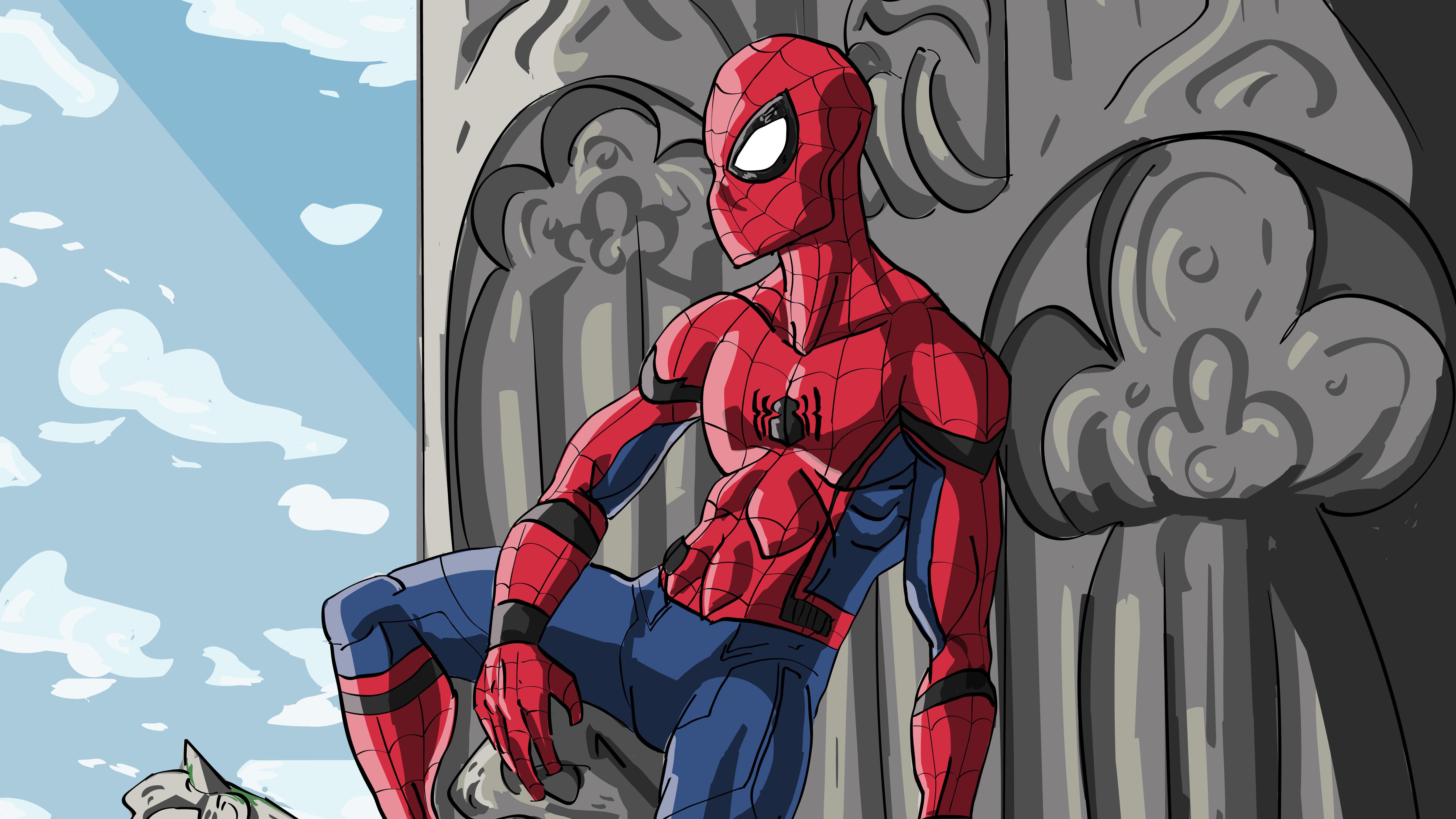 1680x1050 Spider Man Comic Art 5k 1680x1050 Resolution Hd 4k