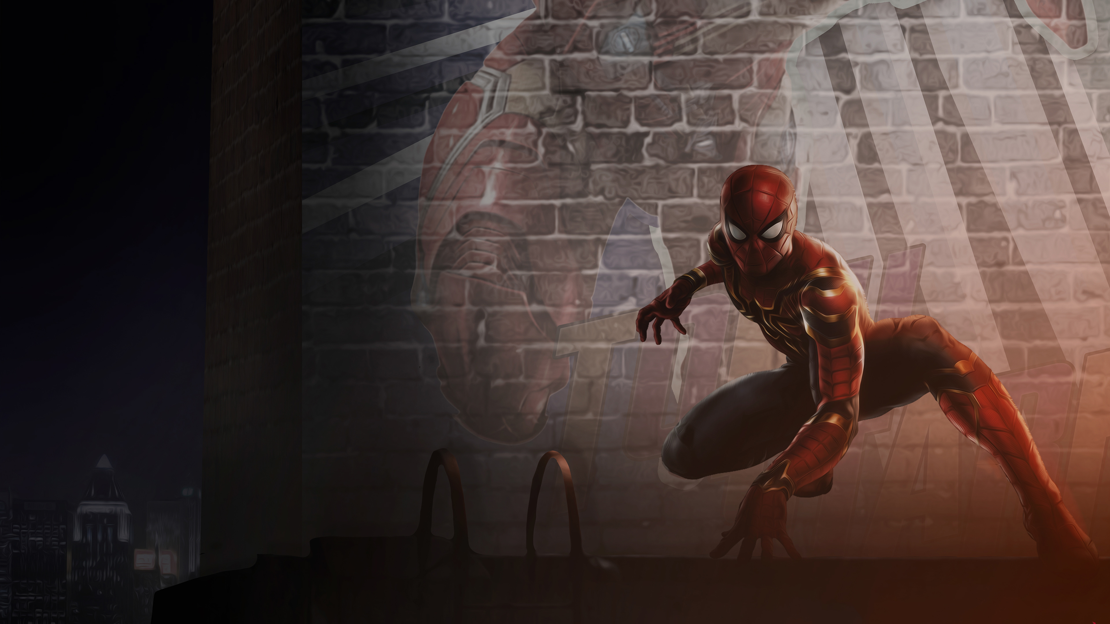Spider Man Far From Home 2019 4k Hd Movies 4k Wallpapers Images Backgrounds Photos And Pictures