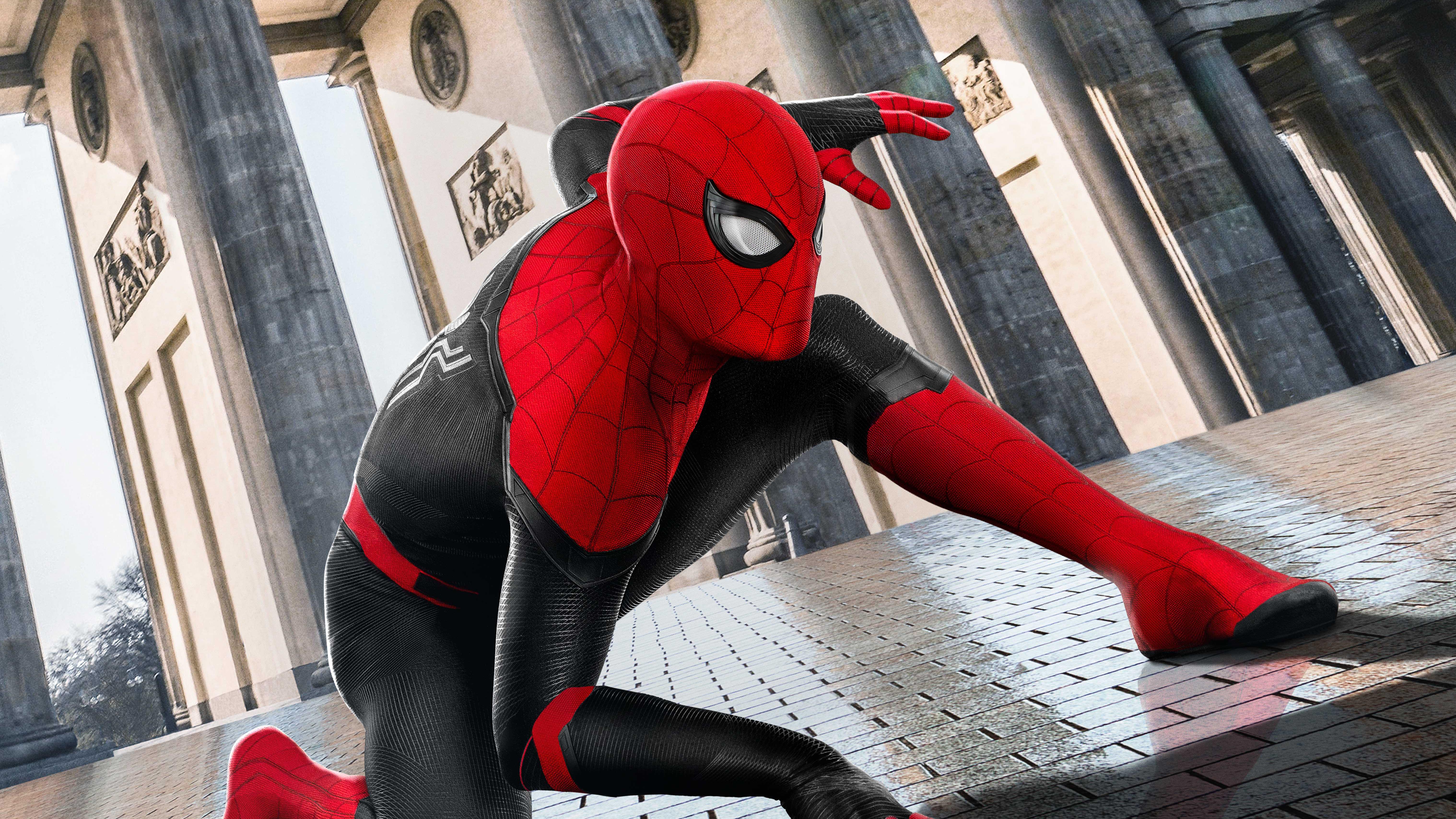 2048x1152 Spider Man Far From Home 5k 2048x1152 Resolution Hd 4k