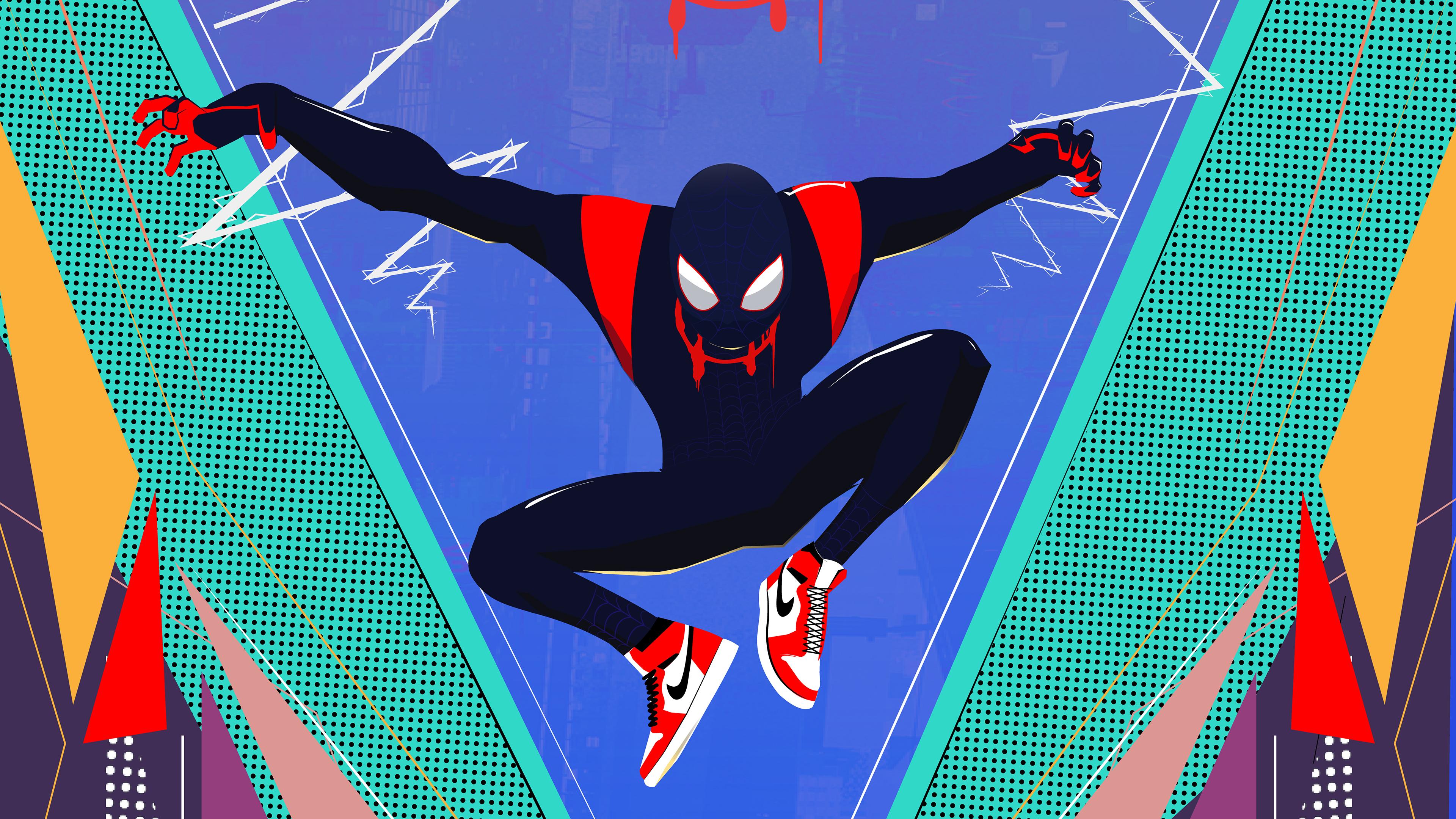 Spider Man Miles Morales New Hd Superheroes 4k Wallpapers