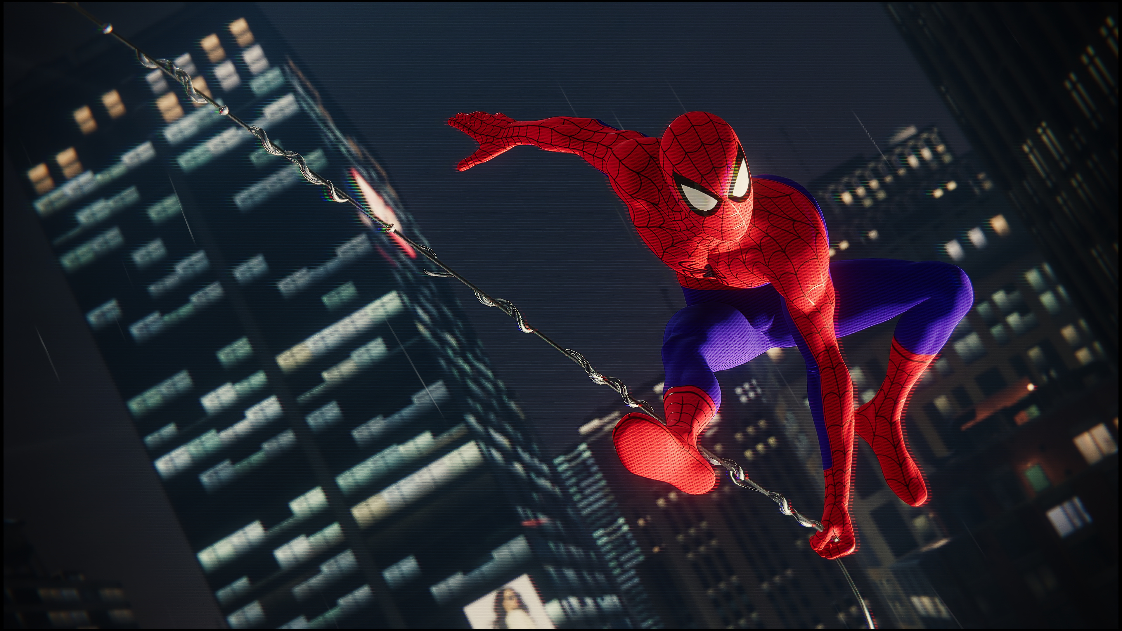 Spiderman 4k Ps4 Game 2018 Hd Games 4k Wallpapers Images Backgrounds Photos And Pictures