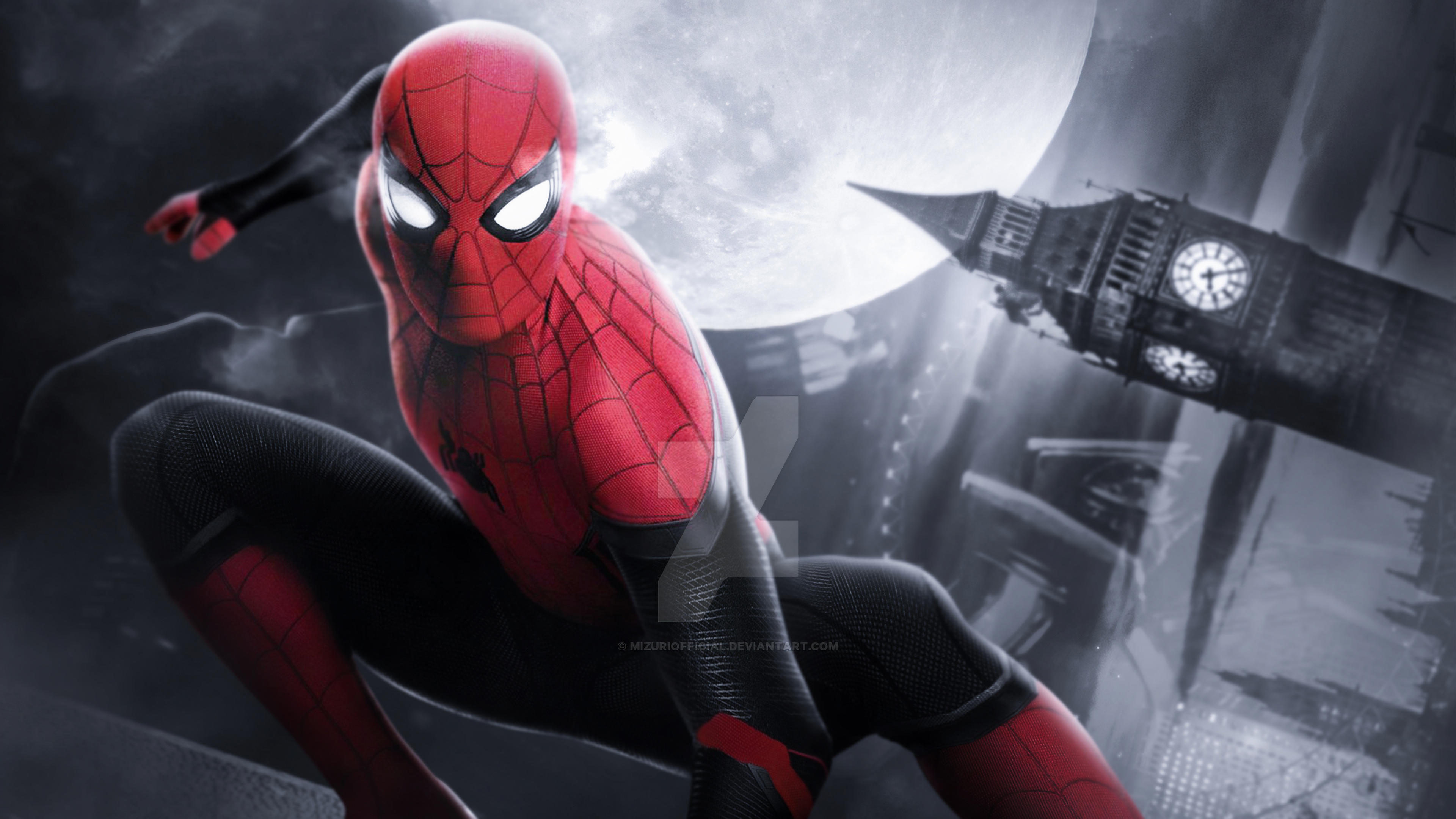 Spiderman Far Fromhome Hd Superheroes 4k Wallpapers Images