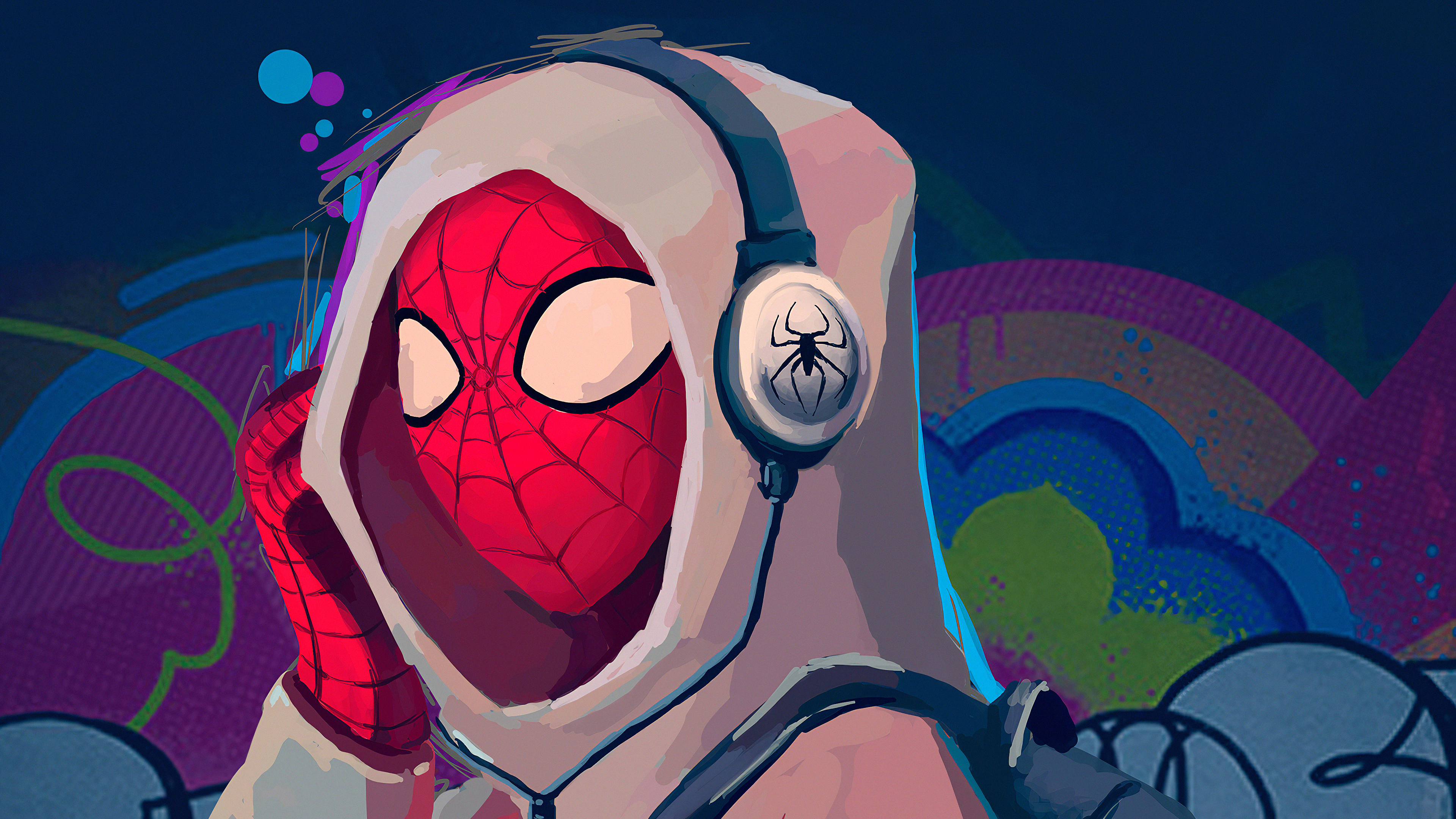 Spiderman Music 4k Hd Superheroes 4k Wallpapers Images Backgrounds Photos And Pictures